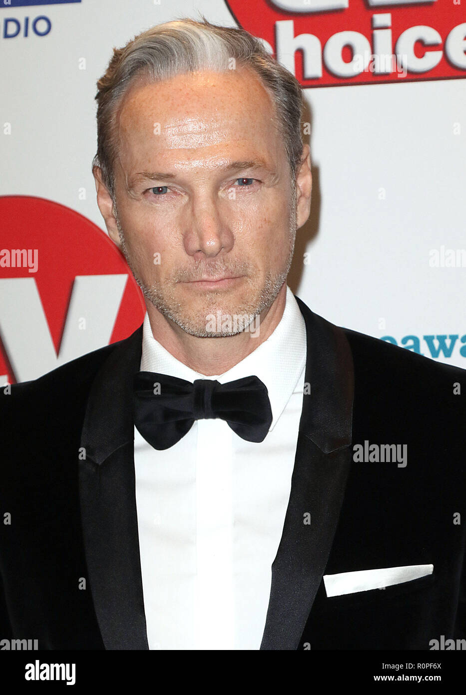 Sep 10, 2018  - attending 'TV Choice Awards 2018, Dorchester Hotel in London, UK - Stock Image