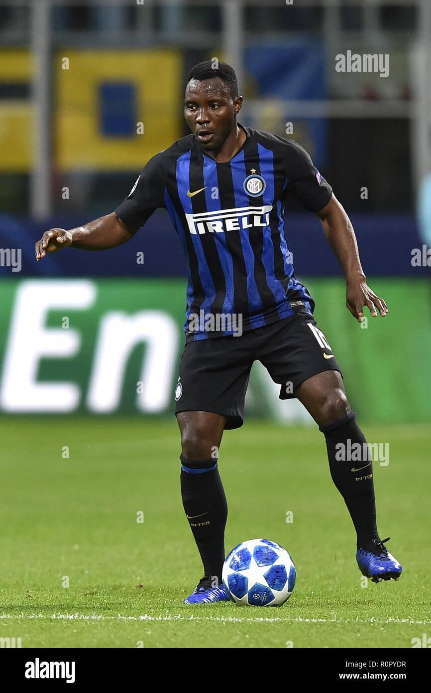 Inter Milan Kwadwo Asamoah