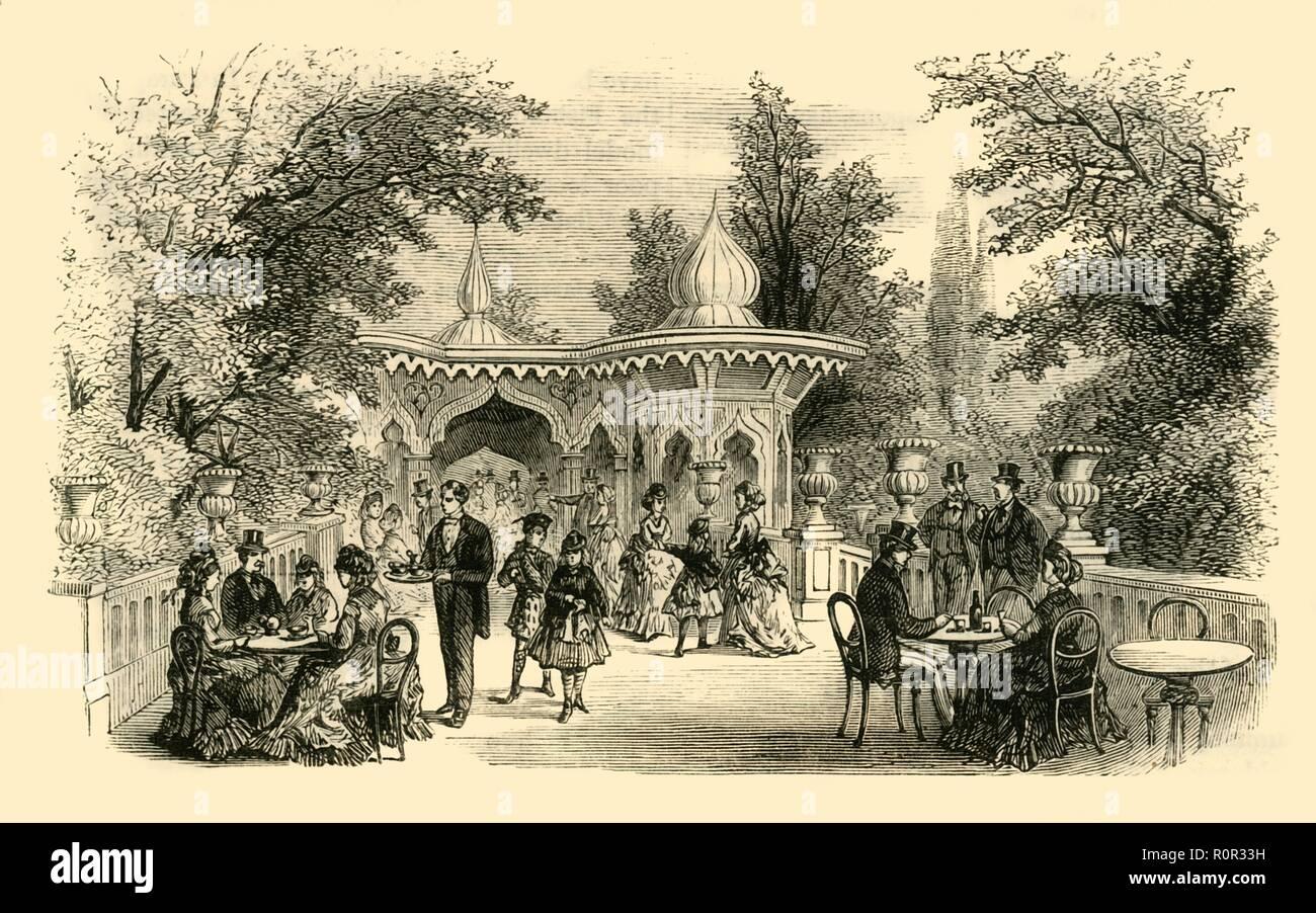 Royal surrey pleasure gardens