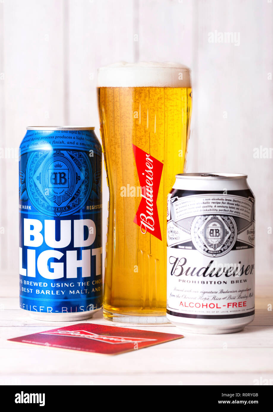Budweiser Glasses Uk