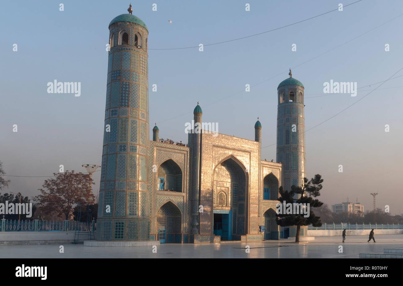 Babes in Mazar-e Sharif