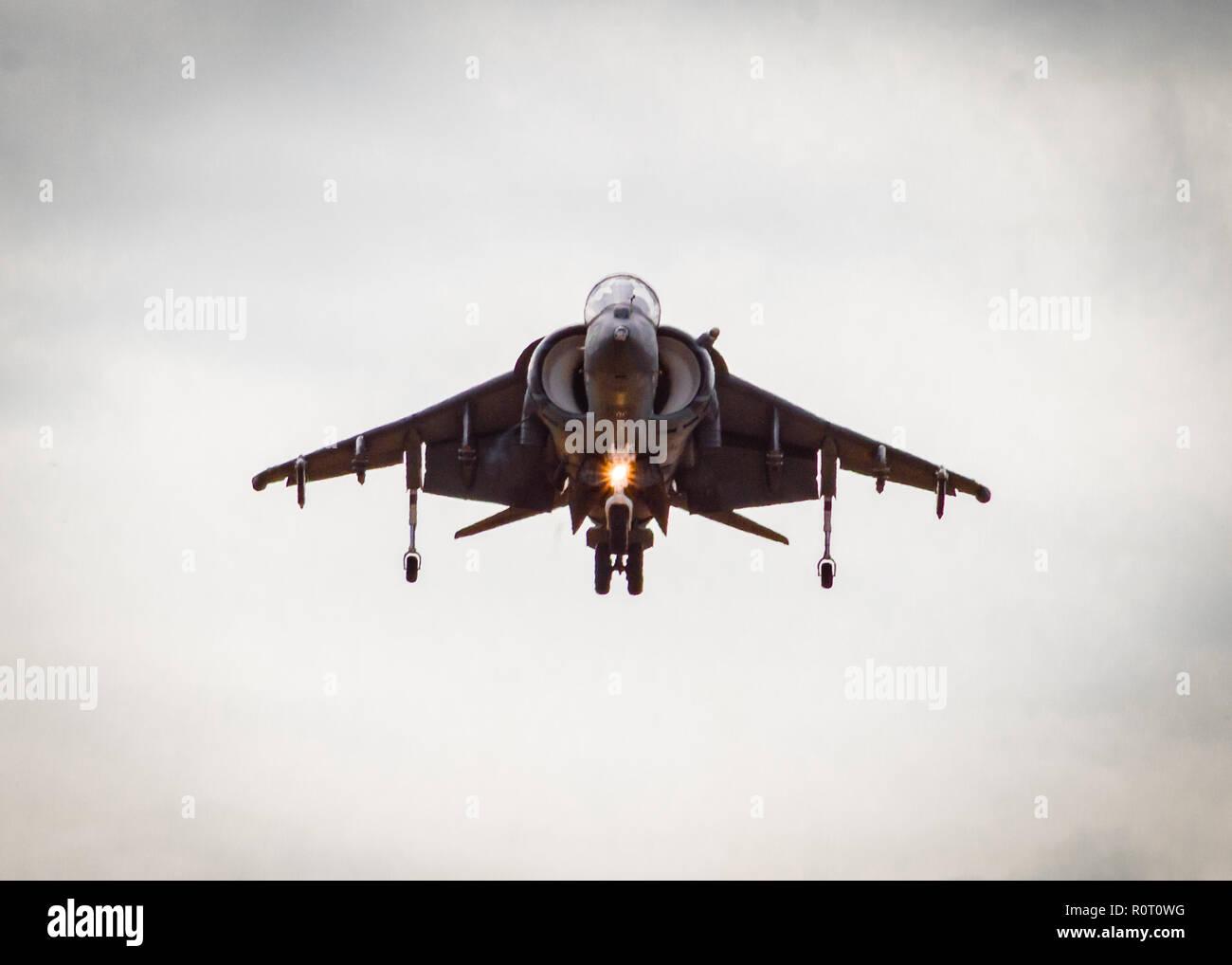 AV-8B Harrier II Stock Photo