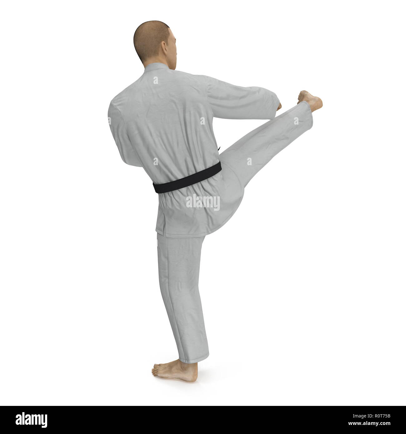 Fighting Pose High Resolution Stock Photography And Images Alamy