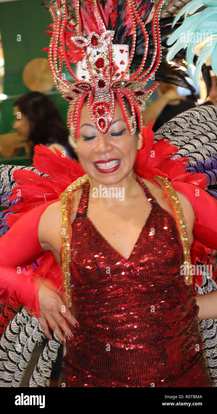 Brazilian Carnival Dress Stock Photo: 224270826 - Alamy