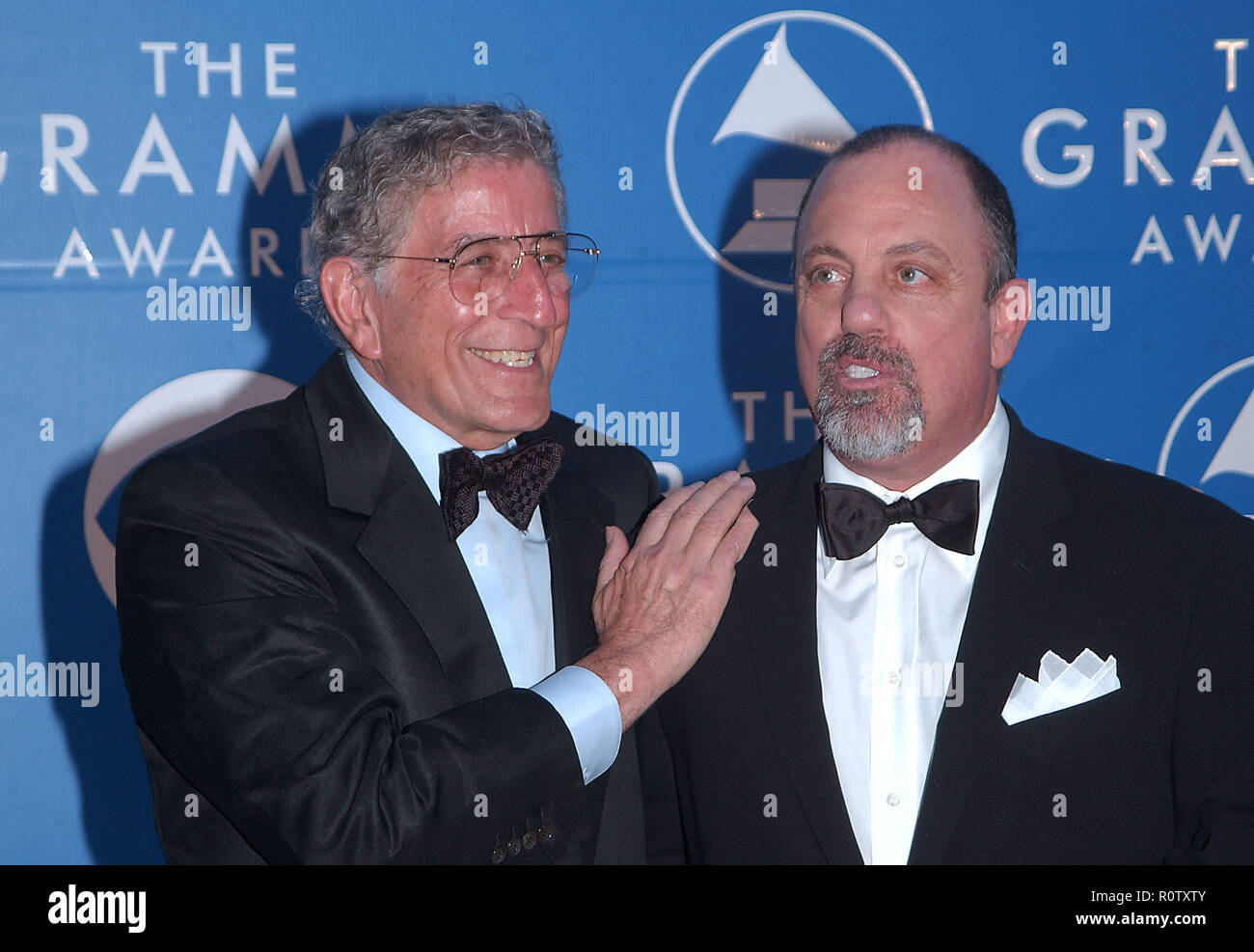 -            BennettTony_BillyJoel02.JPGBennettTony_BillyJoel02  Event in Hollywood Life - California, Red Carpet Event, USA, Film Industry, Celebriti - Stock Image