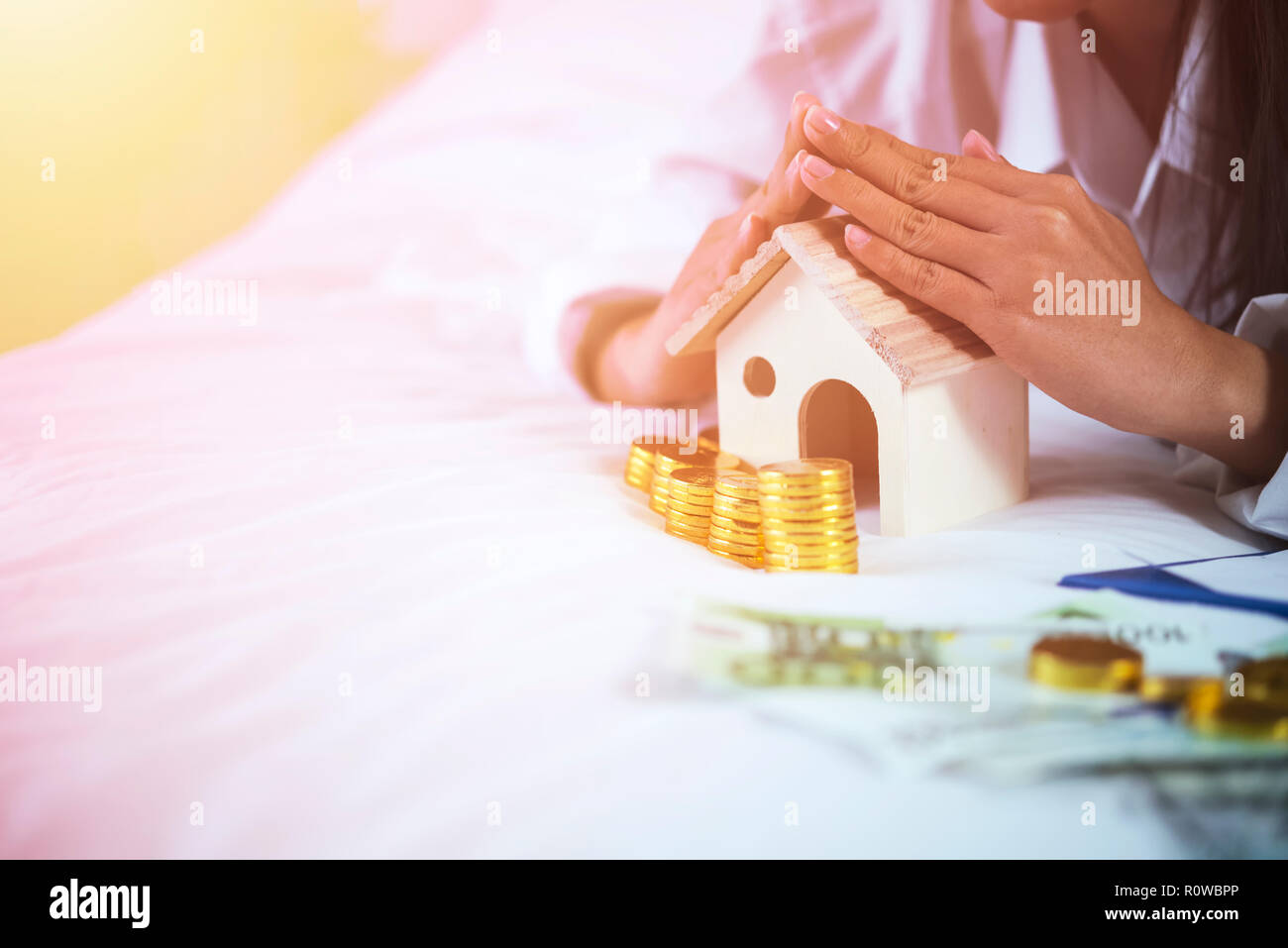 Mortgage Free High Resolution Stock Photography And Images Alamy