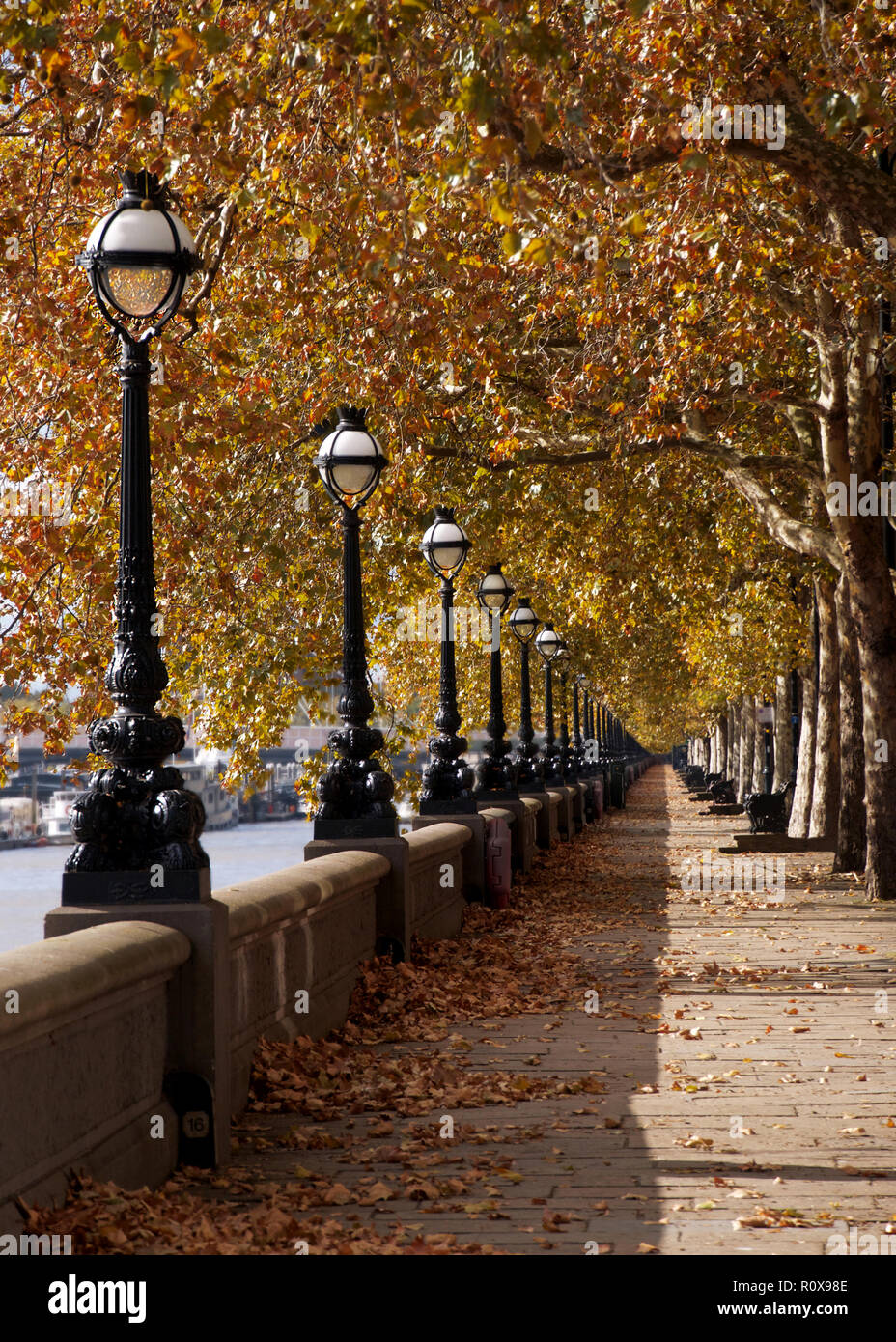 Chelsea Embankment High Resolution Stock Photography And Images Alamy