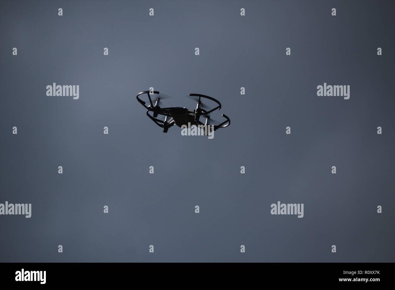 drone quadricoptere