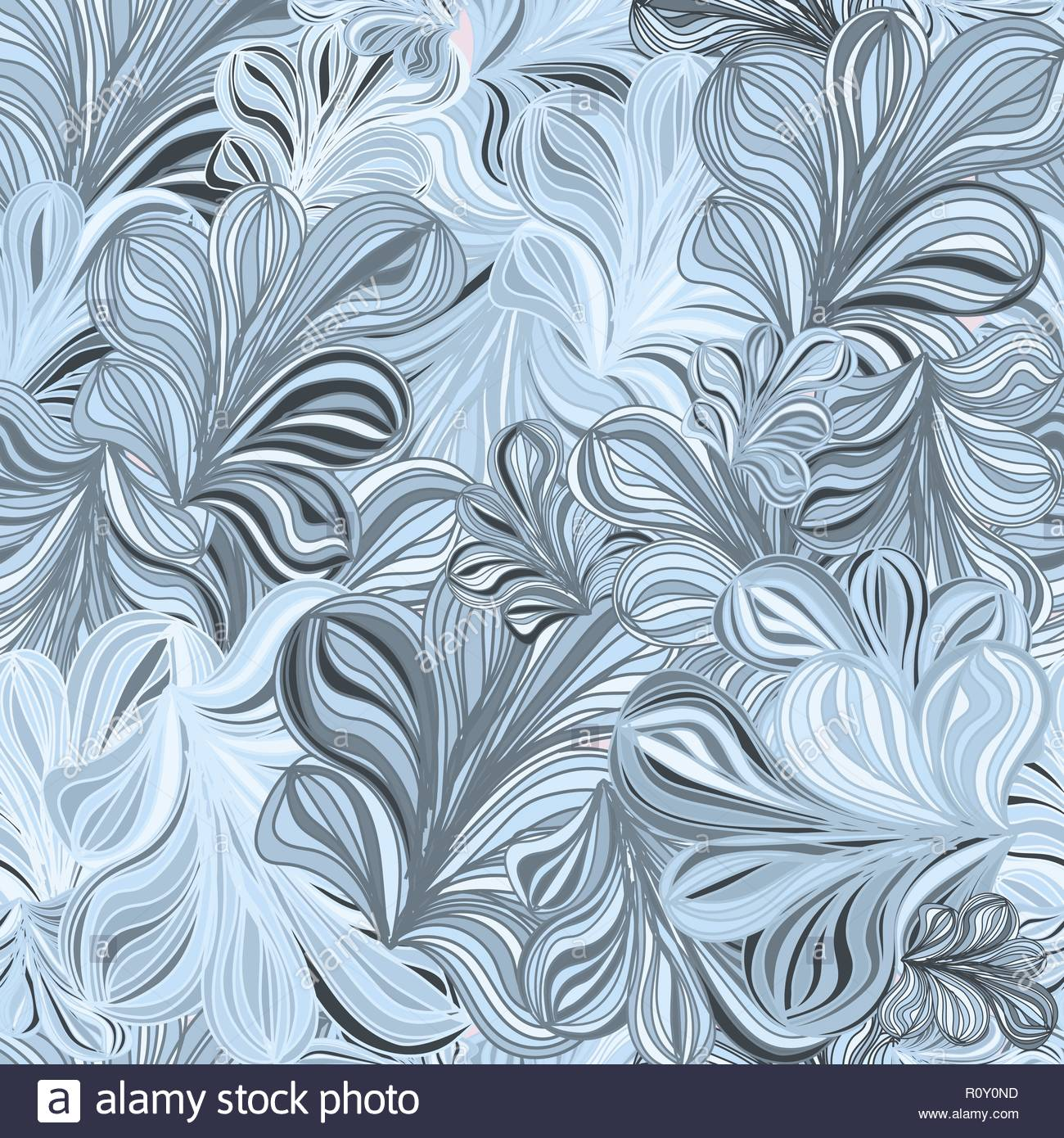 Seamless Pattern For Fabric Interior Design Gift Wrapping