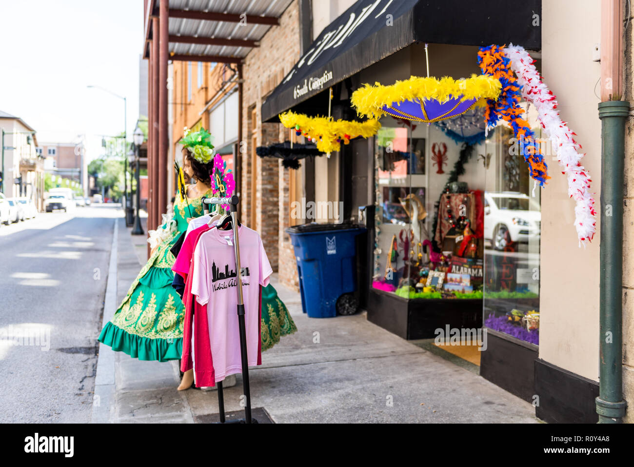 Clothing stores in mobile alabama