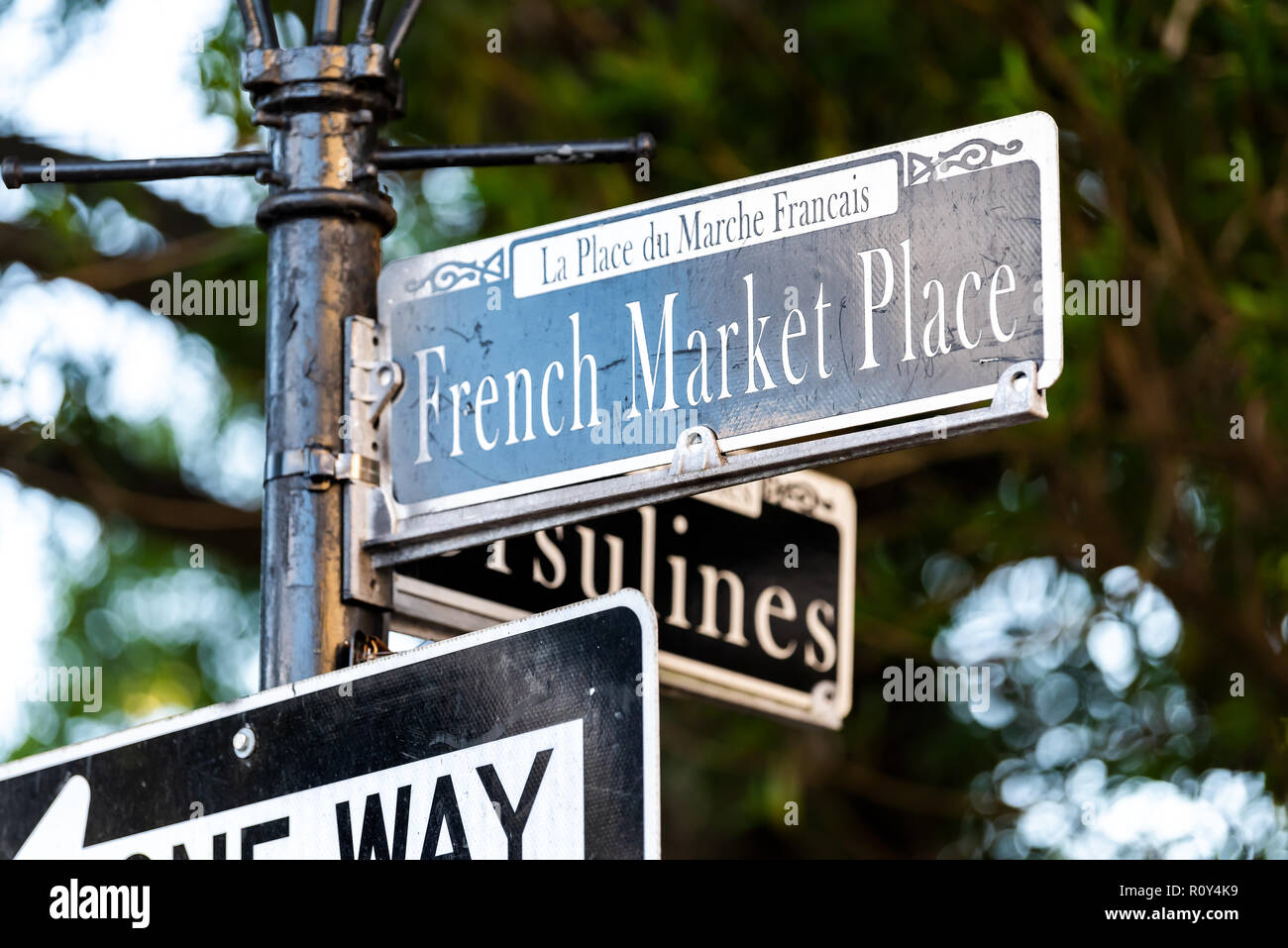 French town road sign stock photos & french town road sign stock