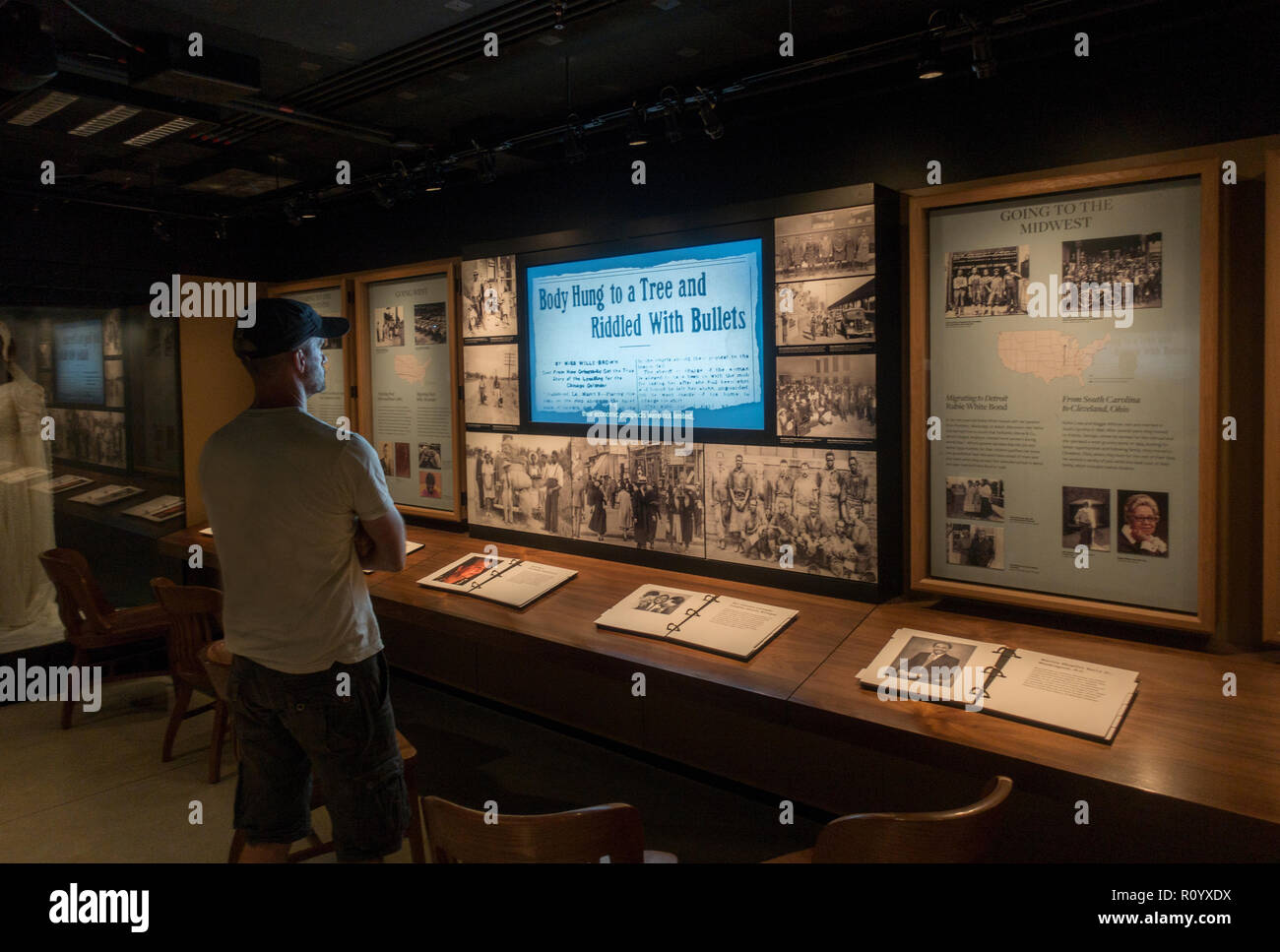 National Museum of African American History and Culture Washington DC - Stock Image