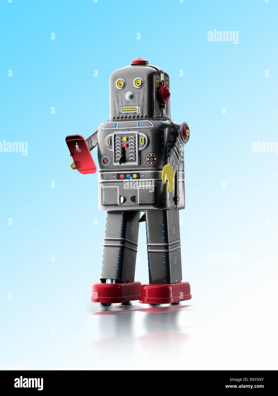 Robot Toy Stock Photos & Robot Toy Stock Images - Alamy
