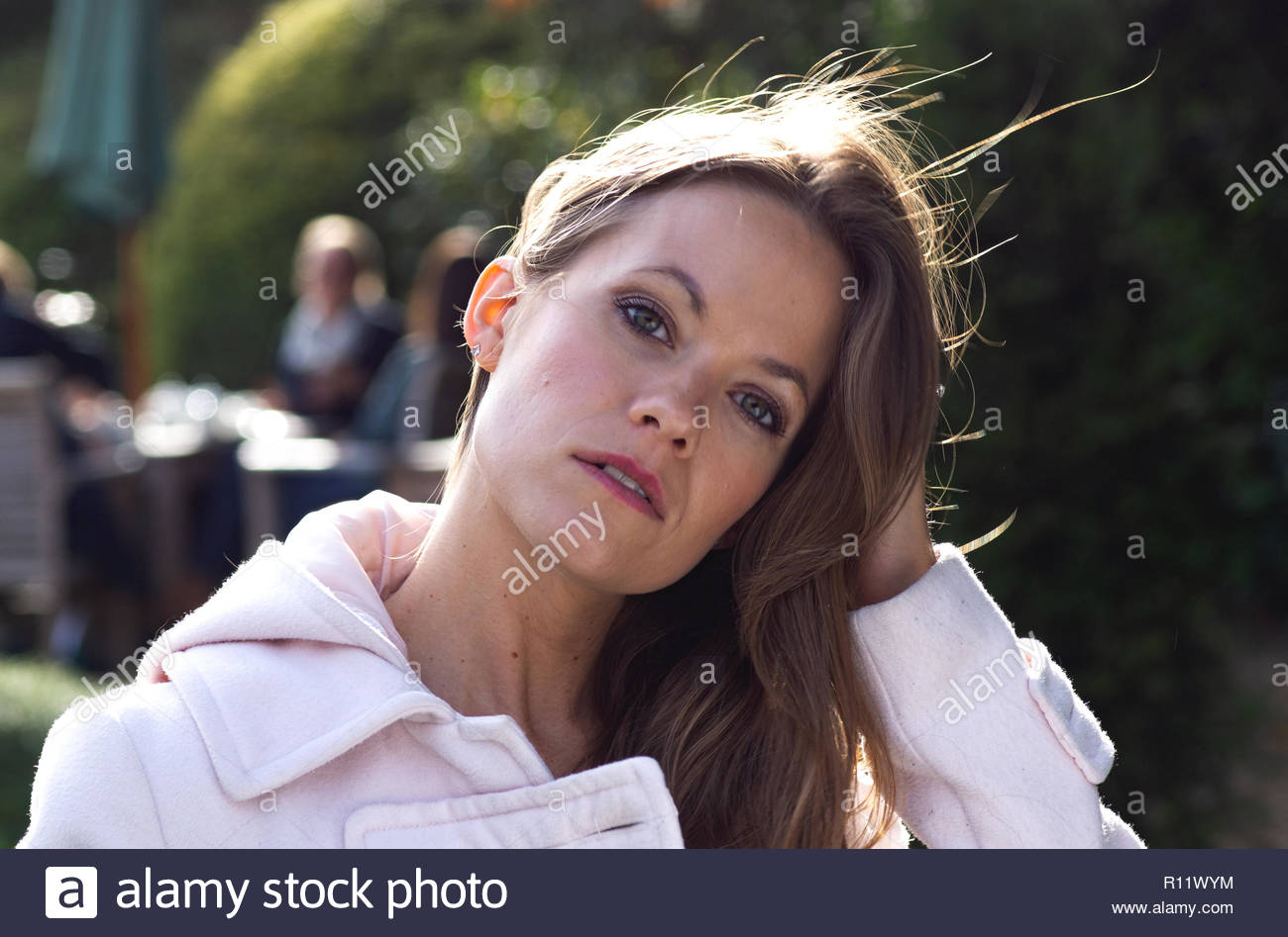 Female Model - Stock Image