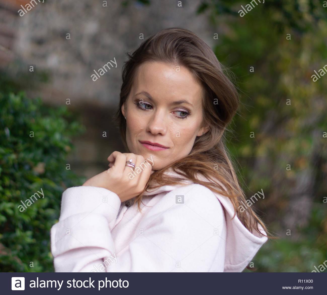 Female Model - Stock Image