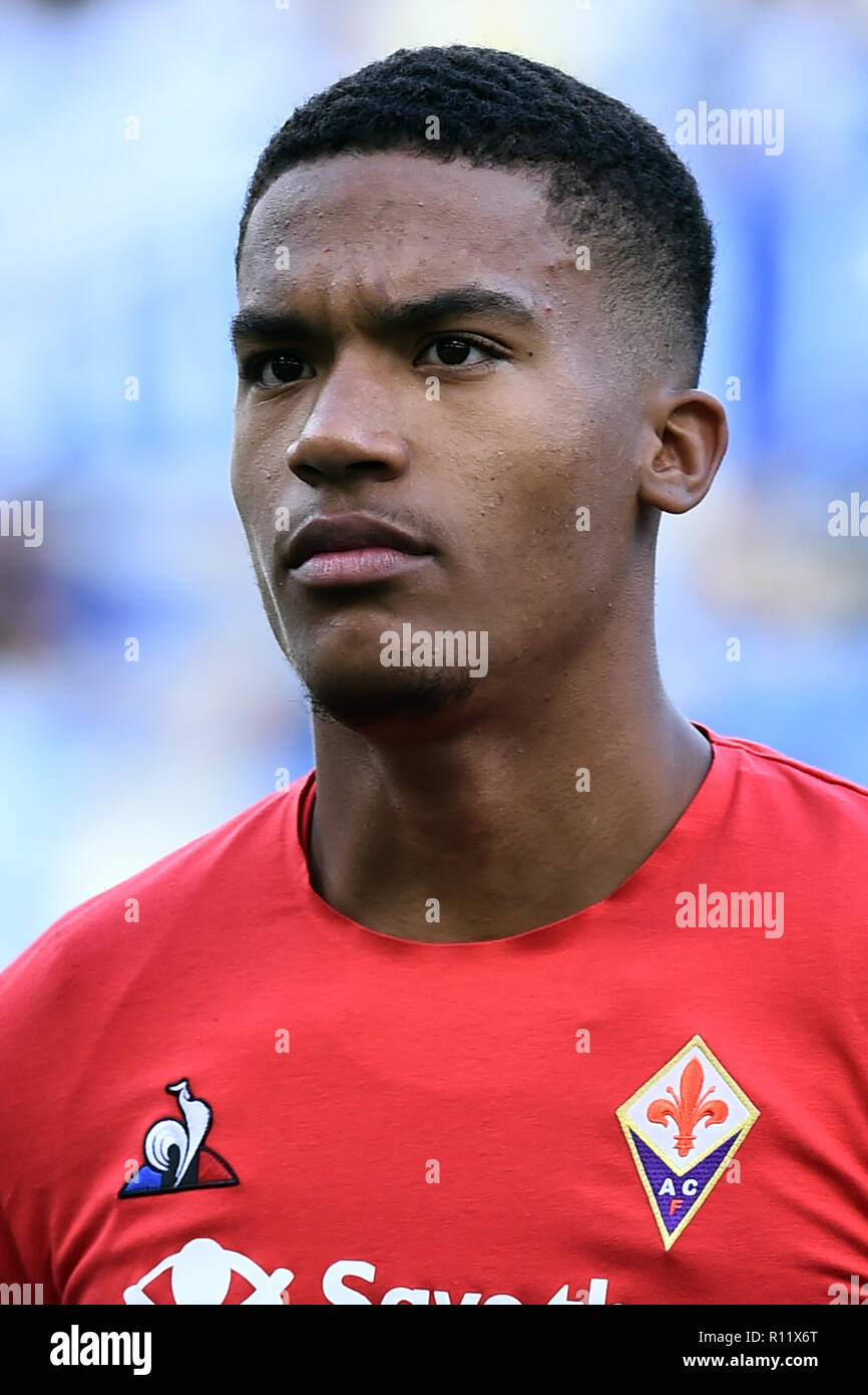 Alban Lafont Fiorentina High Resolution Stock Photography and ...