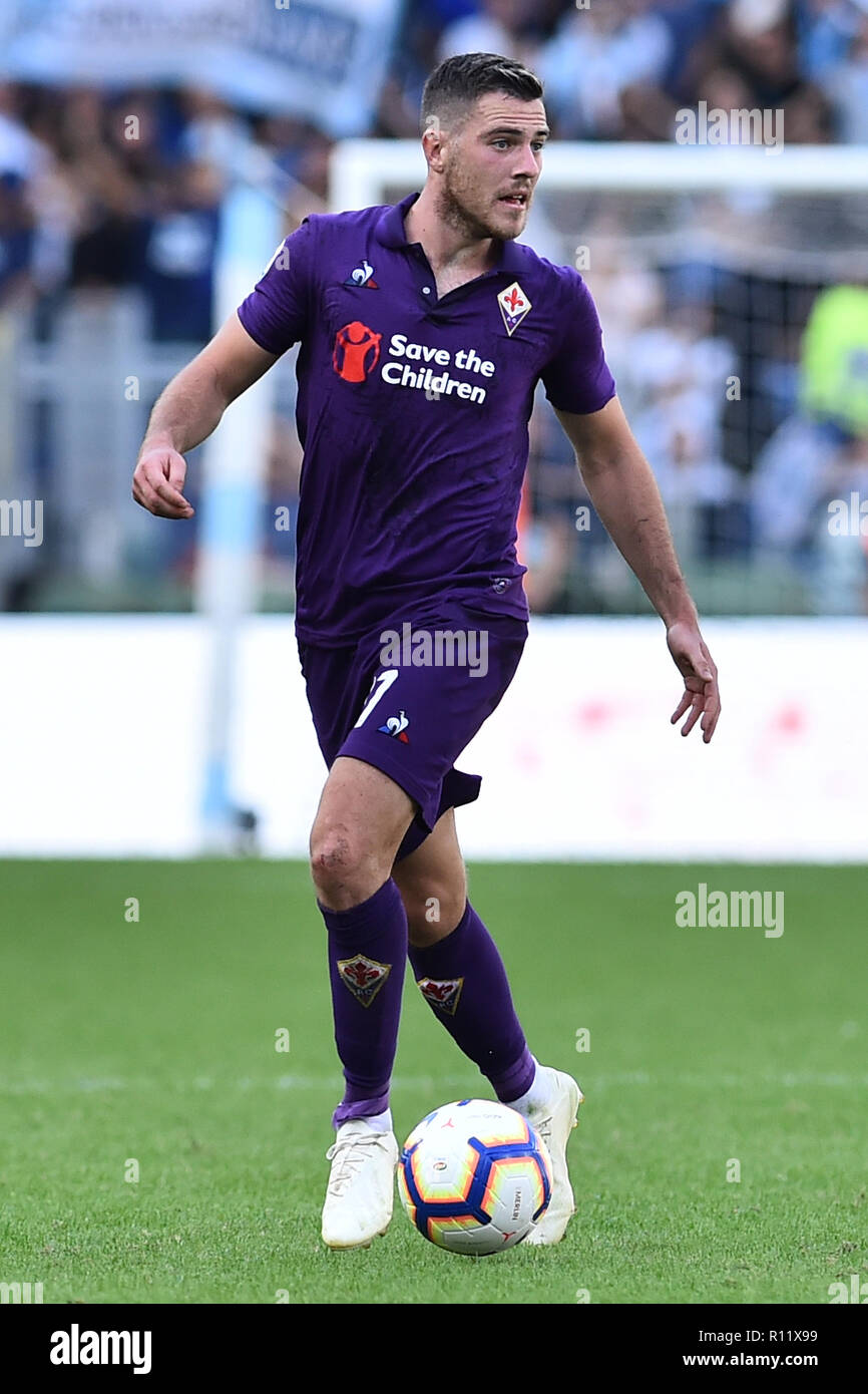 Jordan Veretout Fiorentina High Resolution Stock Photography and ...