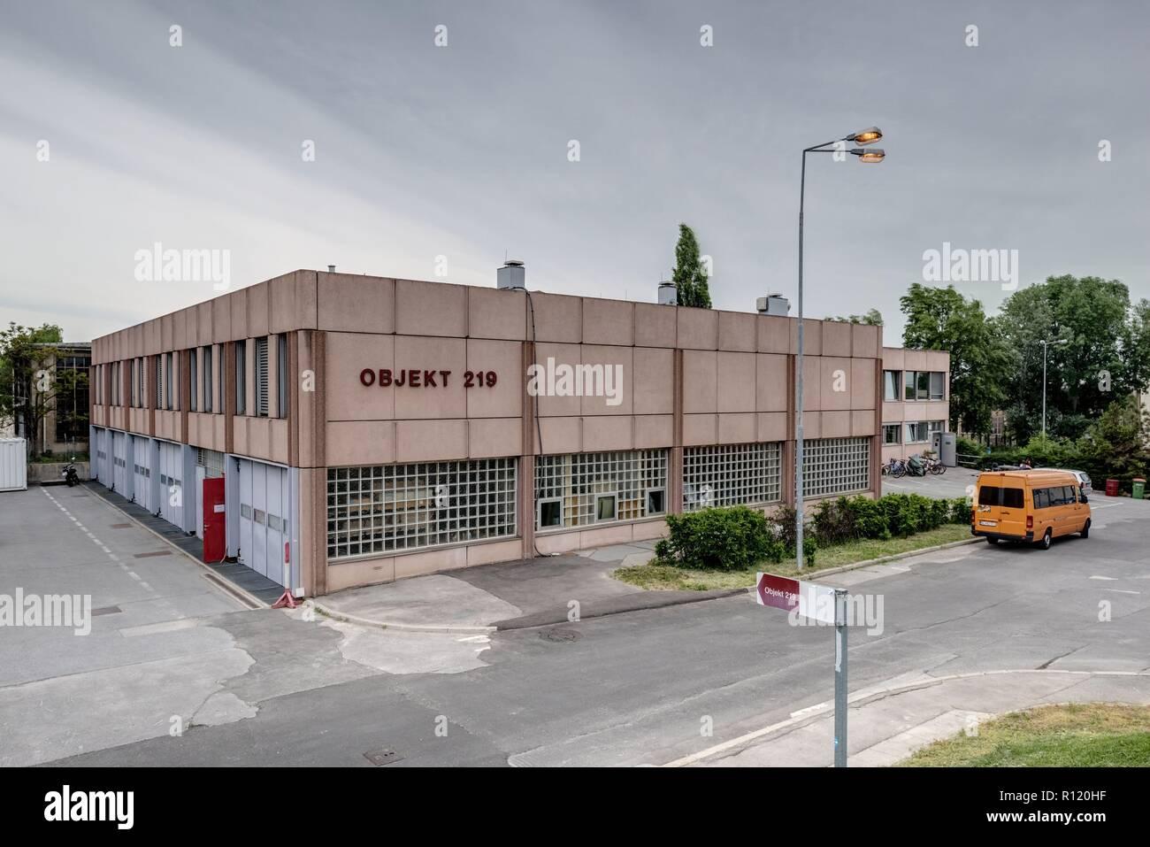 Wien, Arsenal, Objekt 219 - Stock Image