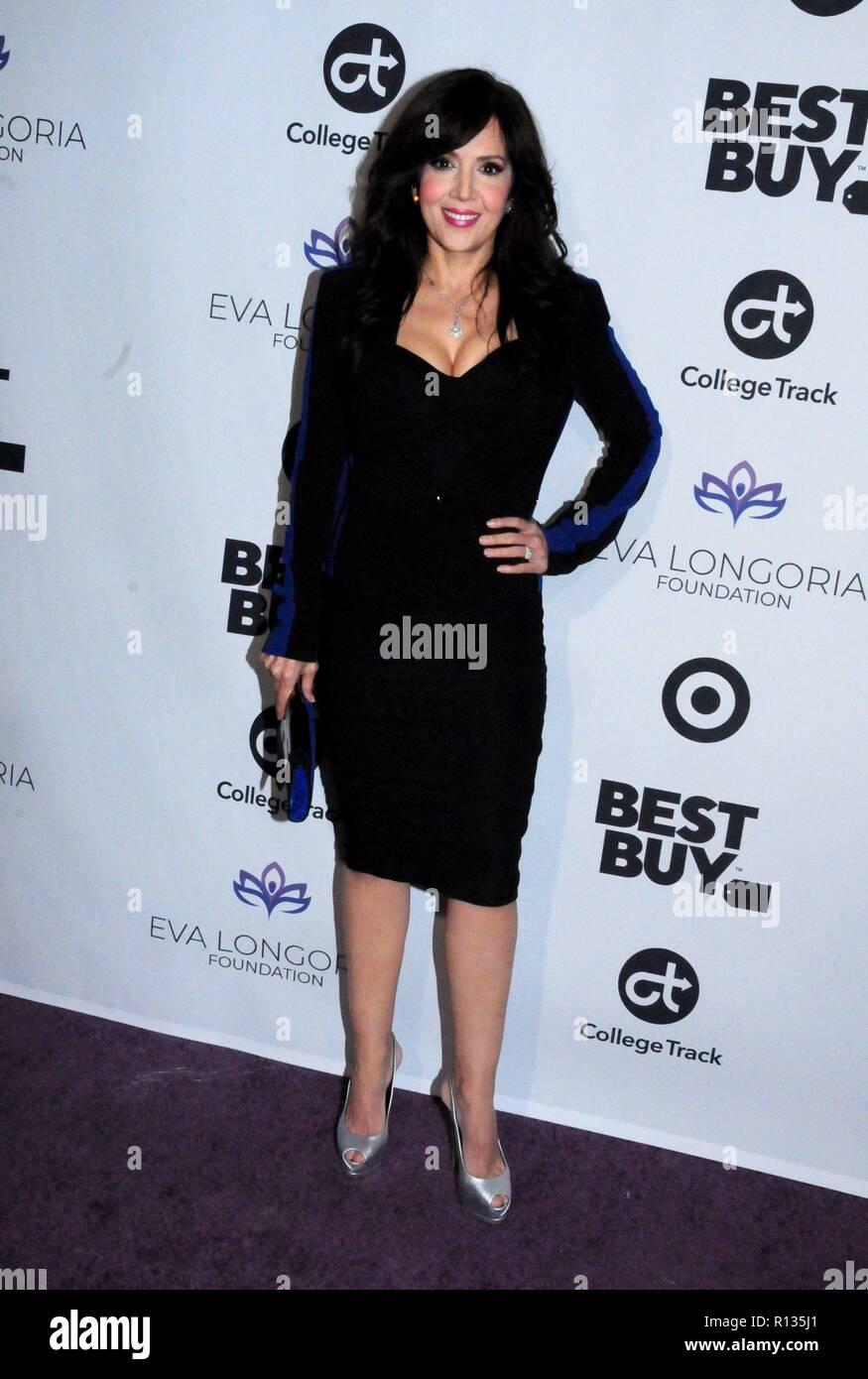 cbc2e2f122fb Los Angeles, California, USA. 8th November, 2018. Actress Maria Canals-