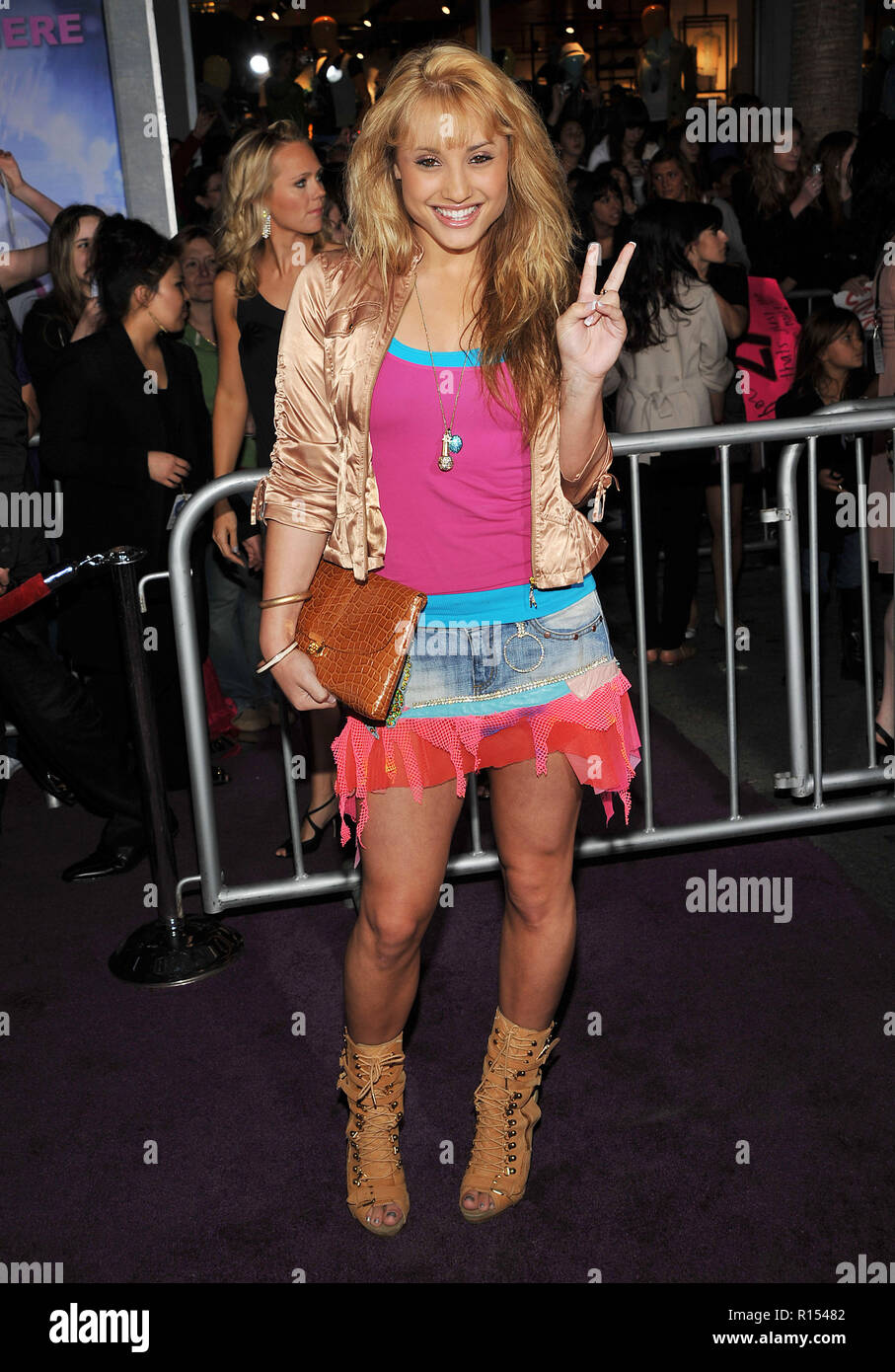 Montana Tucker - Jonas Brothers - The 3D Concert Premiere at
