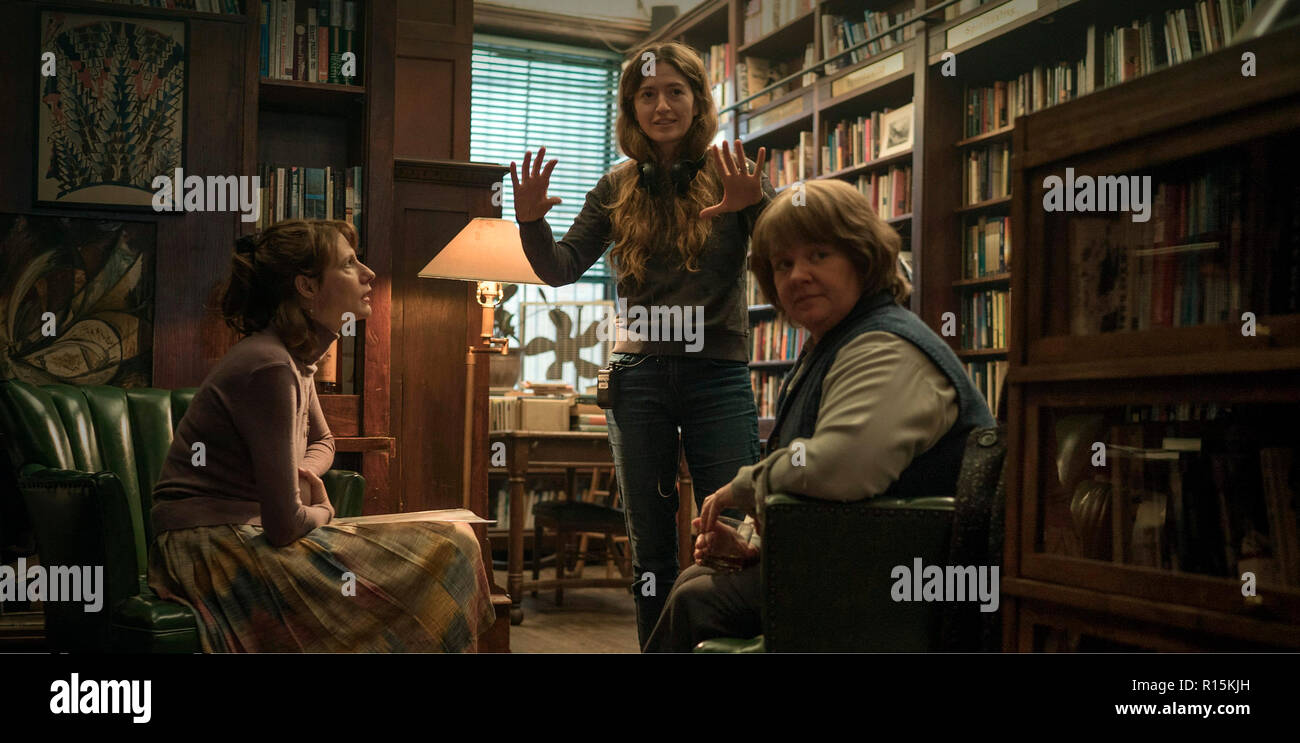 Prod DB © Mary Cybulski - Fox Searchlight Pictures - Archer Gray / DR CAN YOU EVER FORGIVE ME ? de Marielle Heller 2018 USA Dolly Wells Marielle Helle - Stock Image
