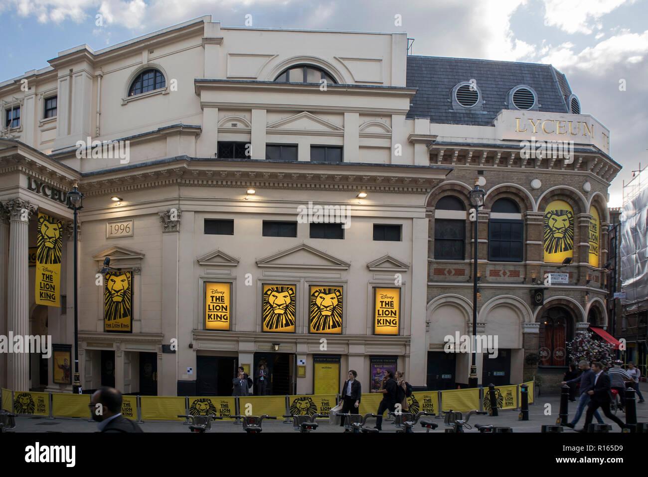 lyceum theatre edinburgh stock photos  u0026 lyceum theatre