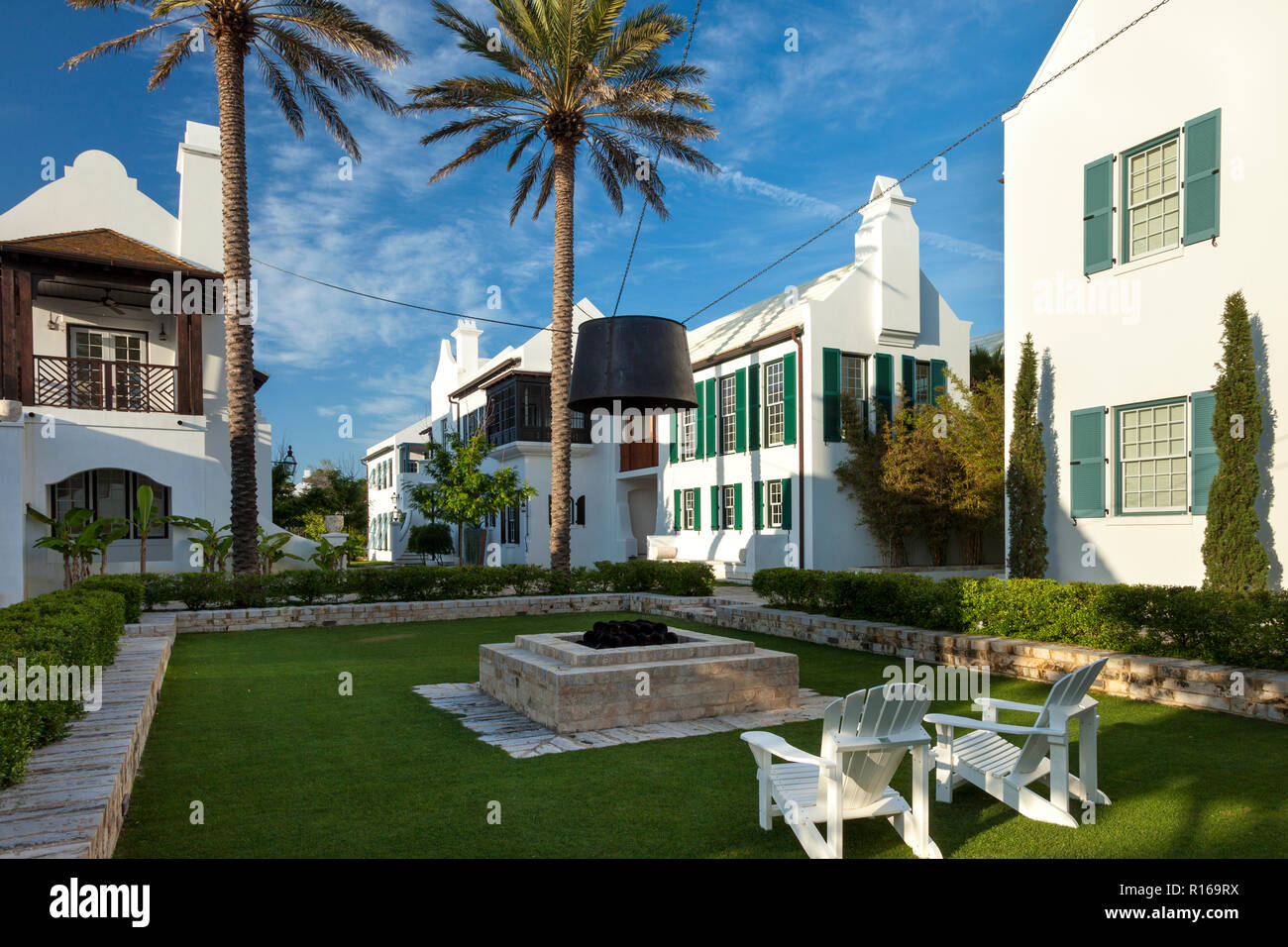 Luxury Homes And Condos In Alys Beach, Florida, USA