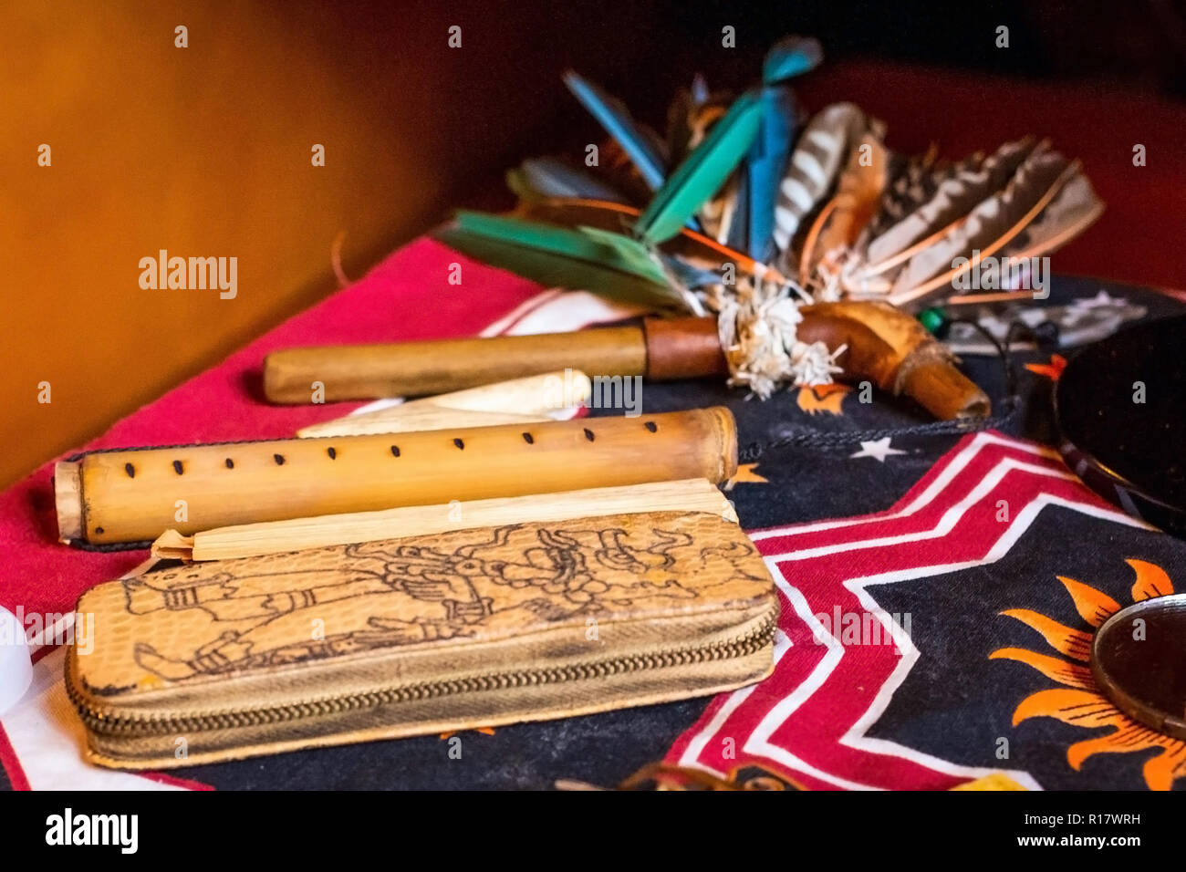 Shamanism Healer Stock Photos & Shamanism Healer Stock
