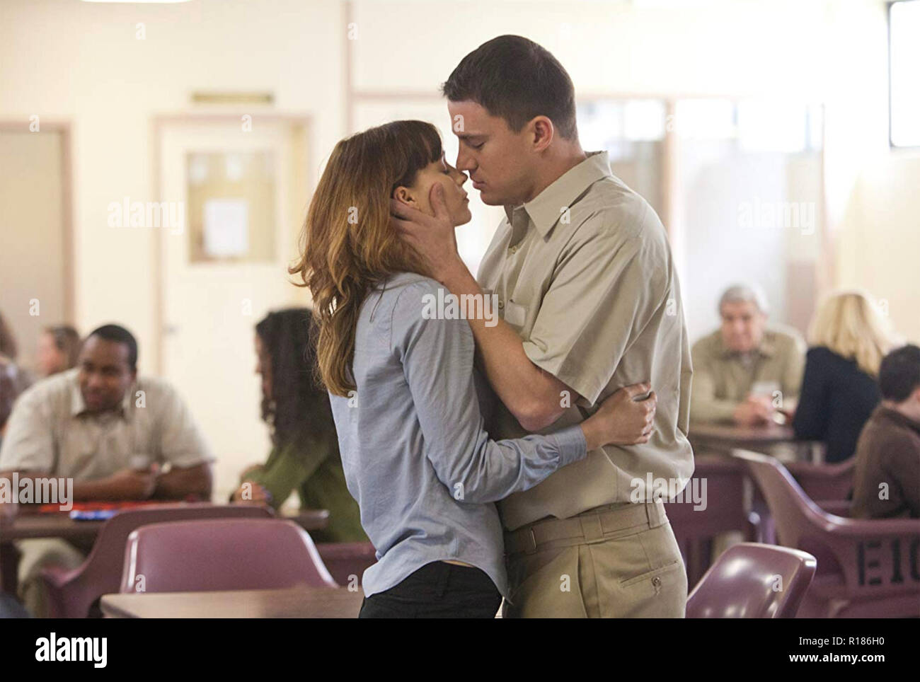 SIDE EFFECTS 2013 Endgame Entertainment film with Rooney Mara and Channing Tatum - Stock Image