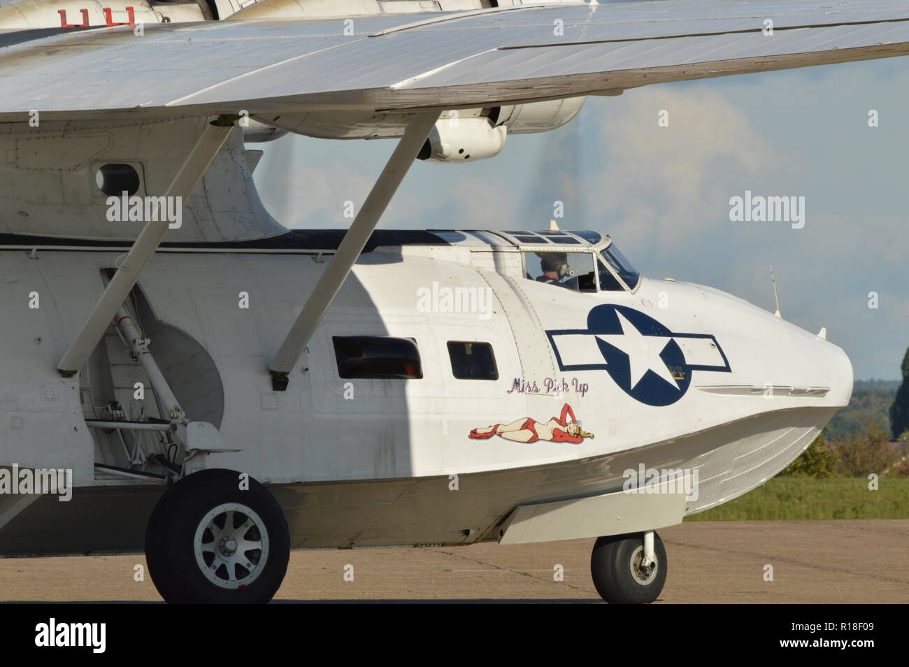 Consolidated Catalina G-PBYA - Stock Image