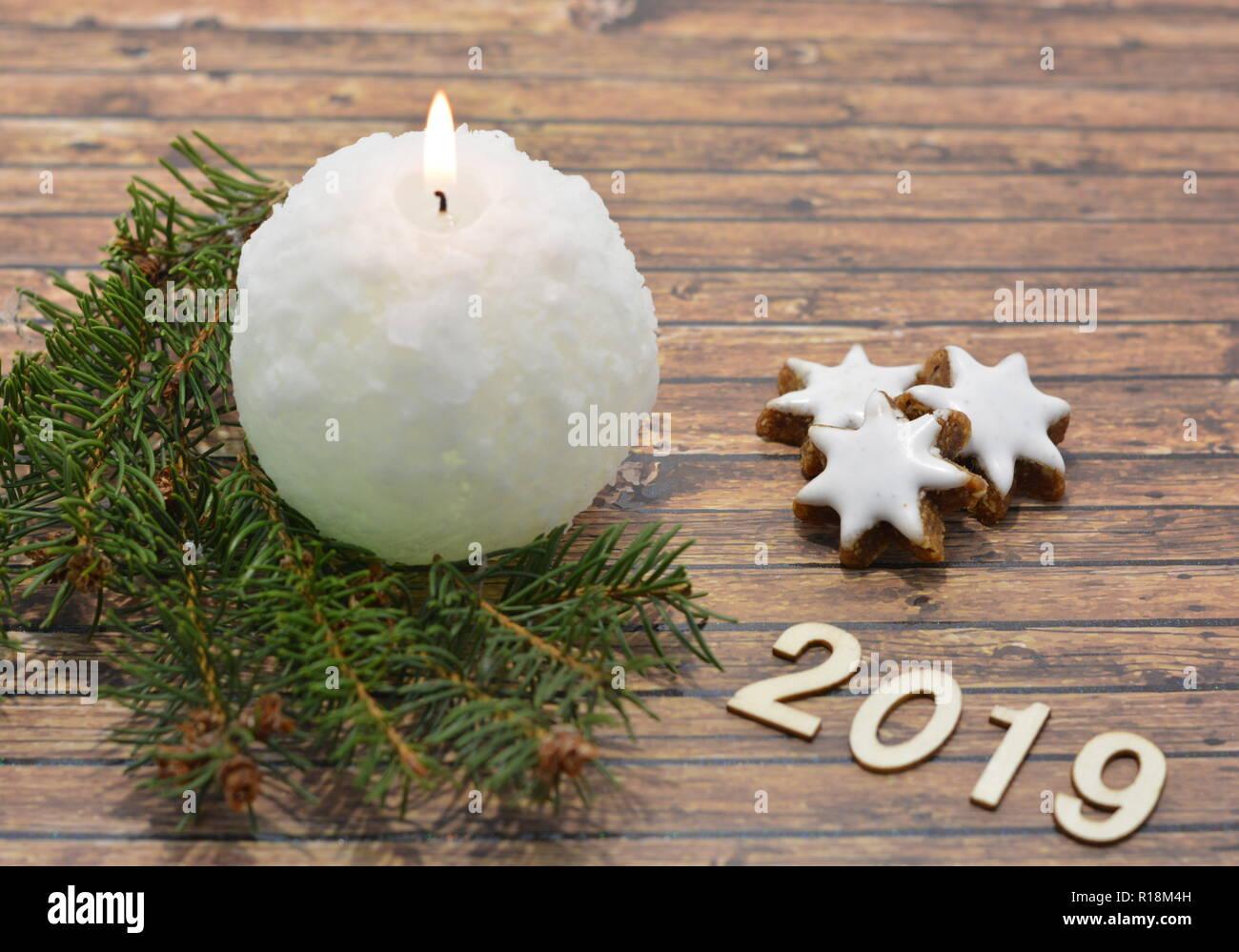 Weihnachten 2019 Schnee.Weihnachten Silvester Advent Schnee Winter Stock Photo 224540865