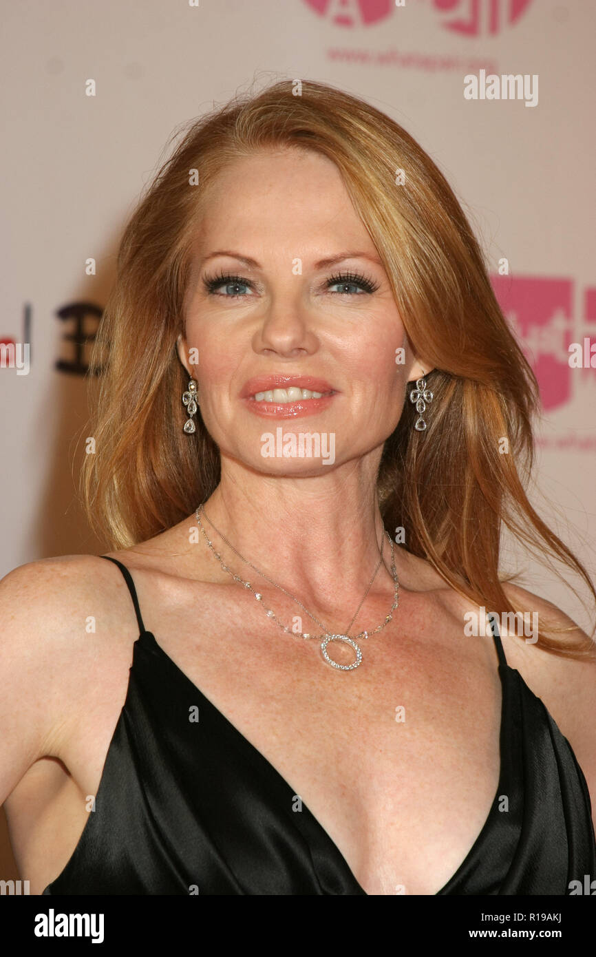 Marg Helgenberger  06/08/08 'What a Pair! 6' @ The Orpheum Theatre, Los Angeles  Photo by Megumi Torii/HNW / PictureLux  (June 8, 2008) - Stock Image