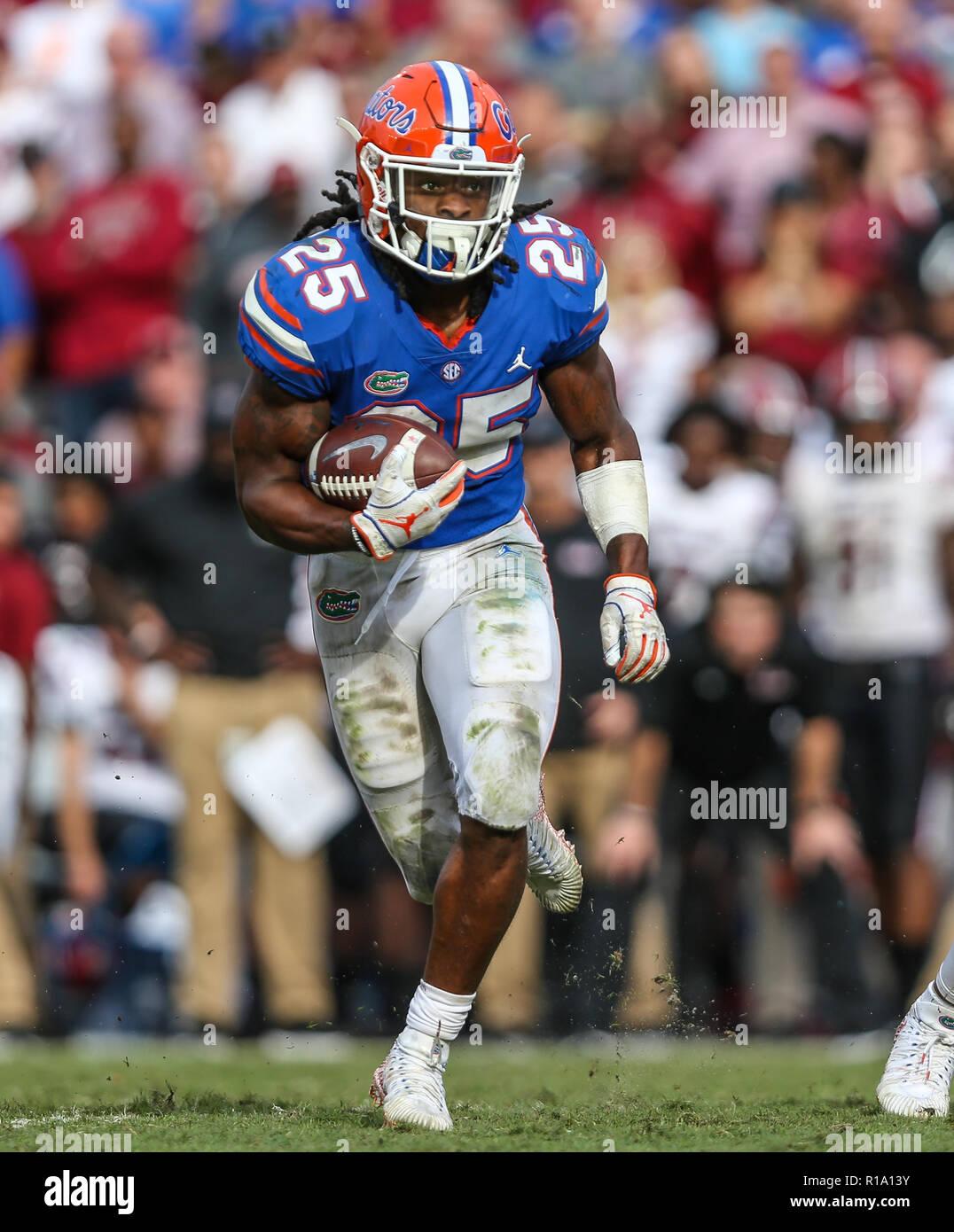 437a27d8b69 Nov 10 - Gainesville, FL, U.S.: Florida Gators running back Jordan Scarlett  (