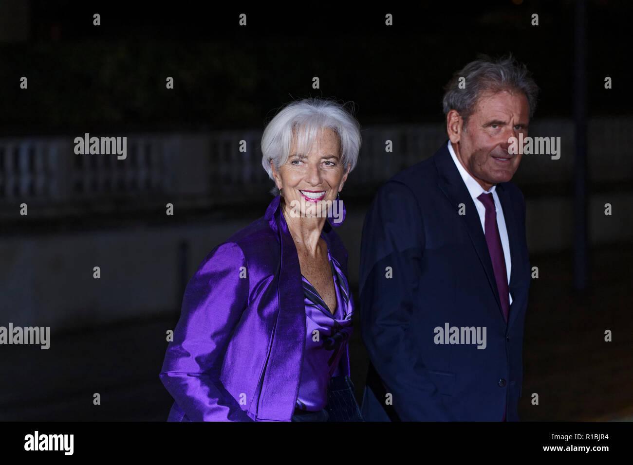 Christine Lagarde Stock Photos & Christine Lagarde Stock