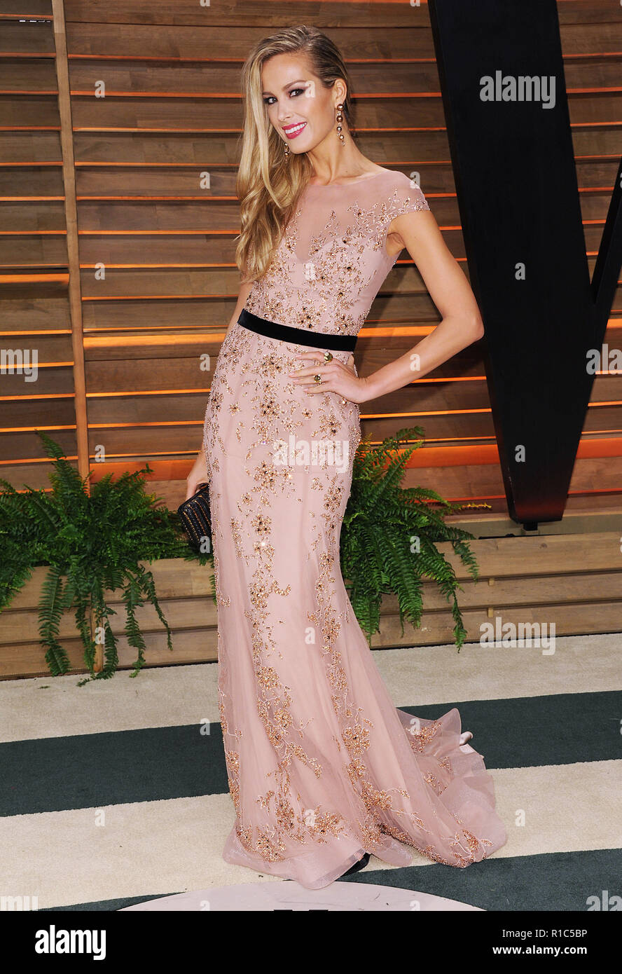 Petra Nemcova 238 Arriving At The Vanity Fair Oscars 2014 Party 8680 Sunset Boulevard West HollywoodPetra Event In Hollywood Life