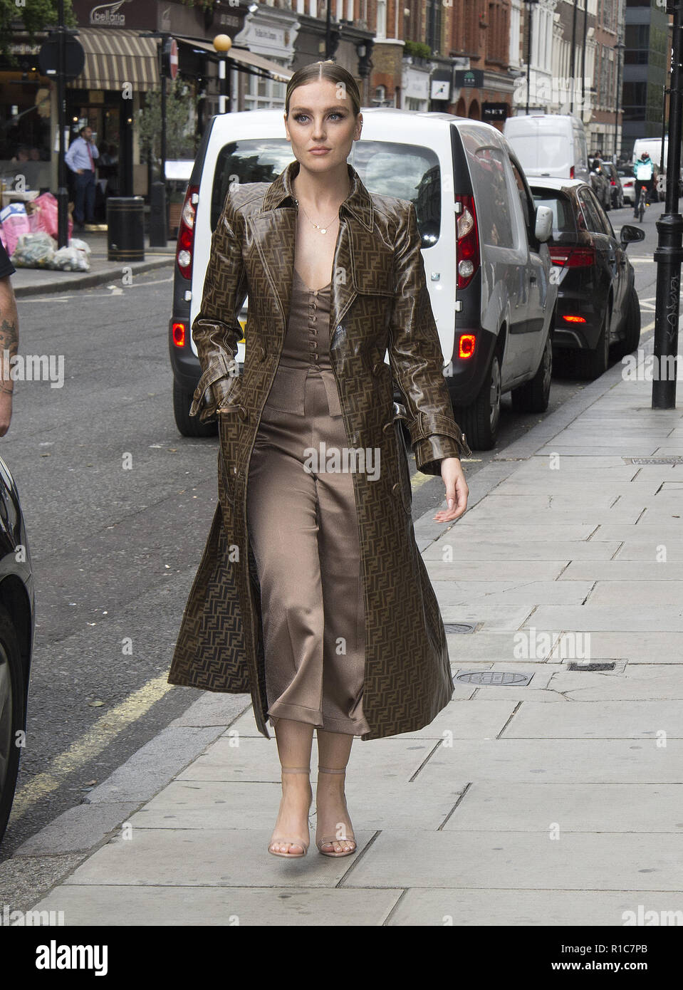 9d4f67feebd9 Various Celebrities at WiseBhudda Studios in London Featuring  Perrie  Edwards Where  London