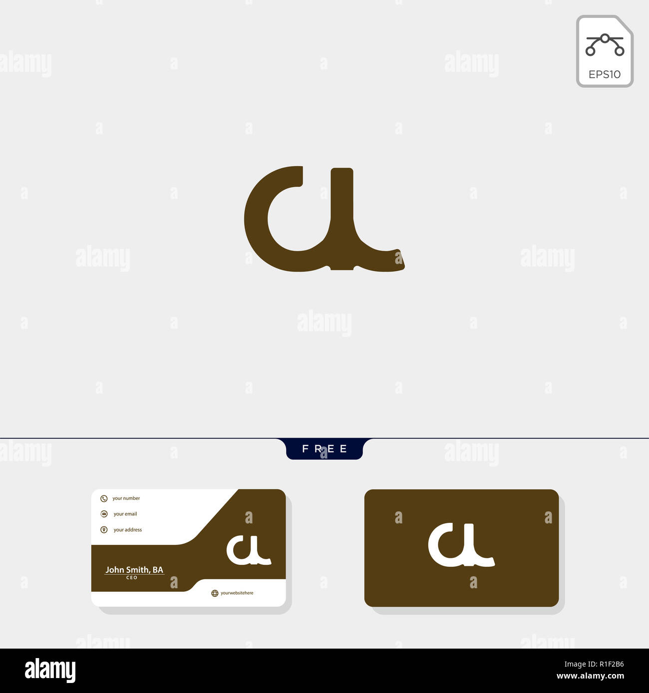 Template Cl | Premium Initial Cl Lc C Or L Creative Logo Template And Business