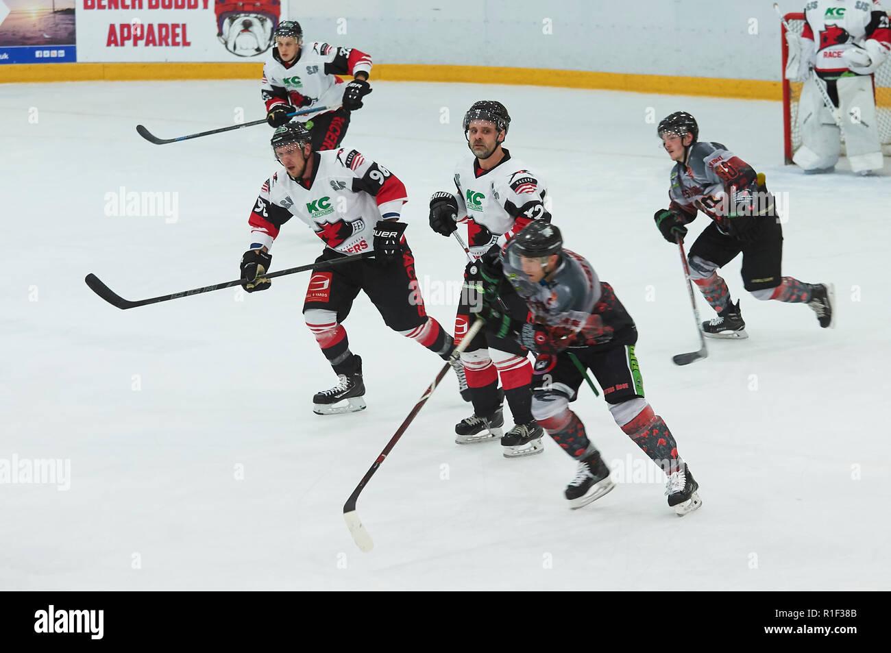 Action in an Ice Hockey Match dd46e8394dd