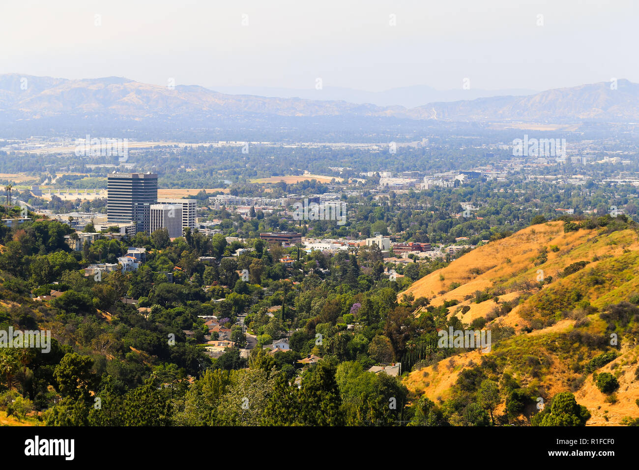 Mulholland Drive Stock Photos & Mulholland Drive Stock