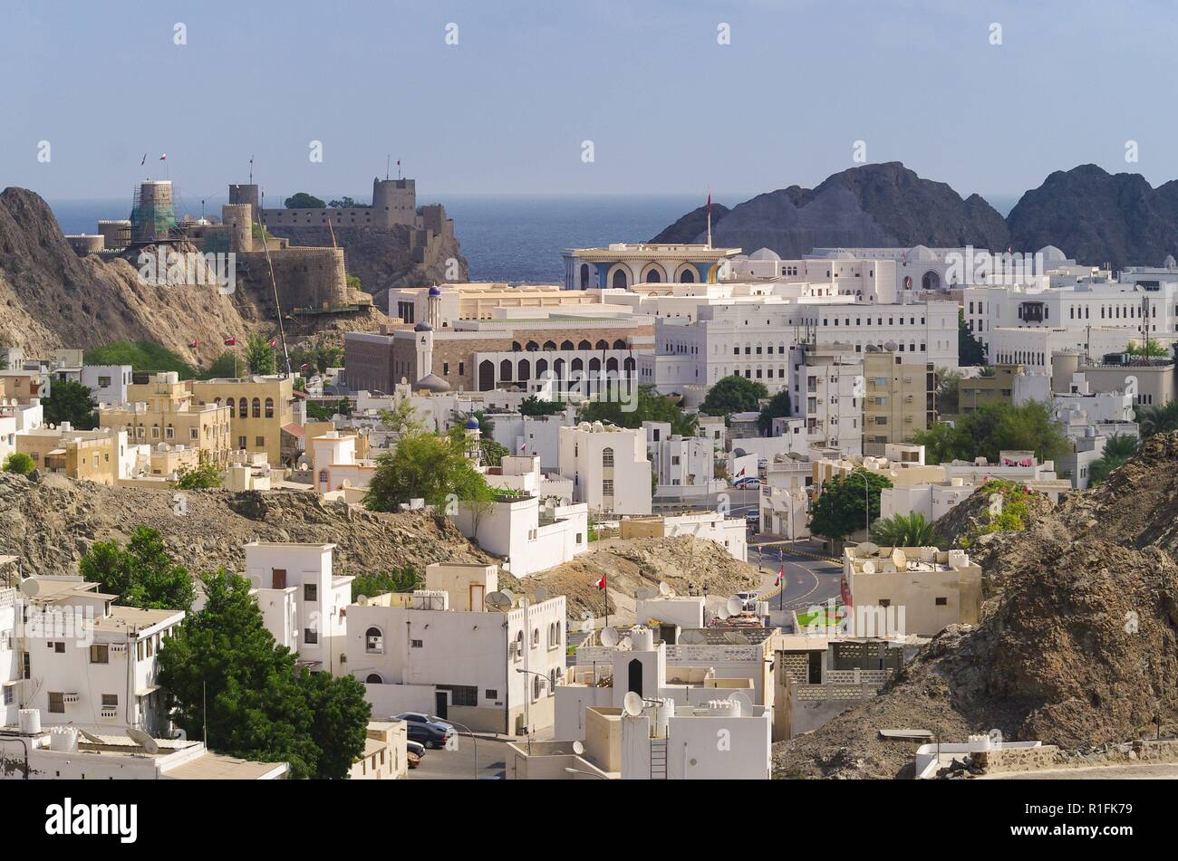 Omani Capital Stock Photos & Omani Capital Stock Images - Alamy