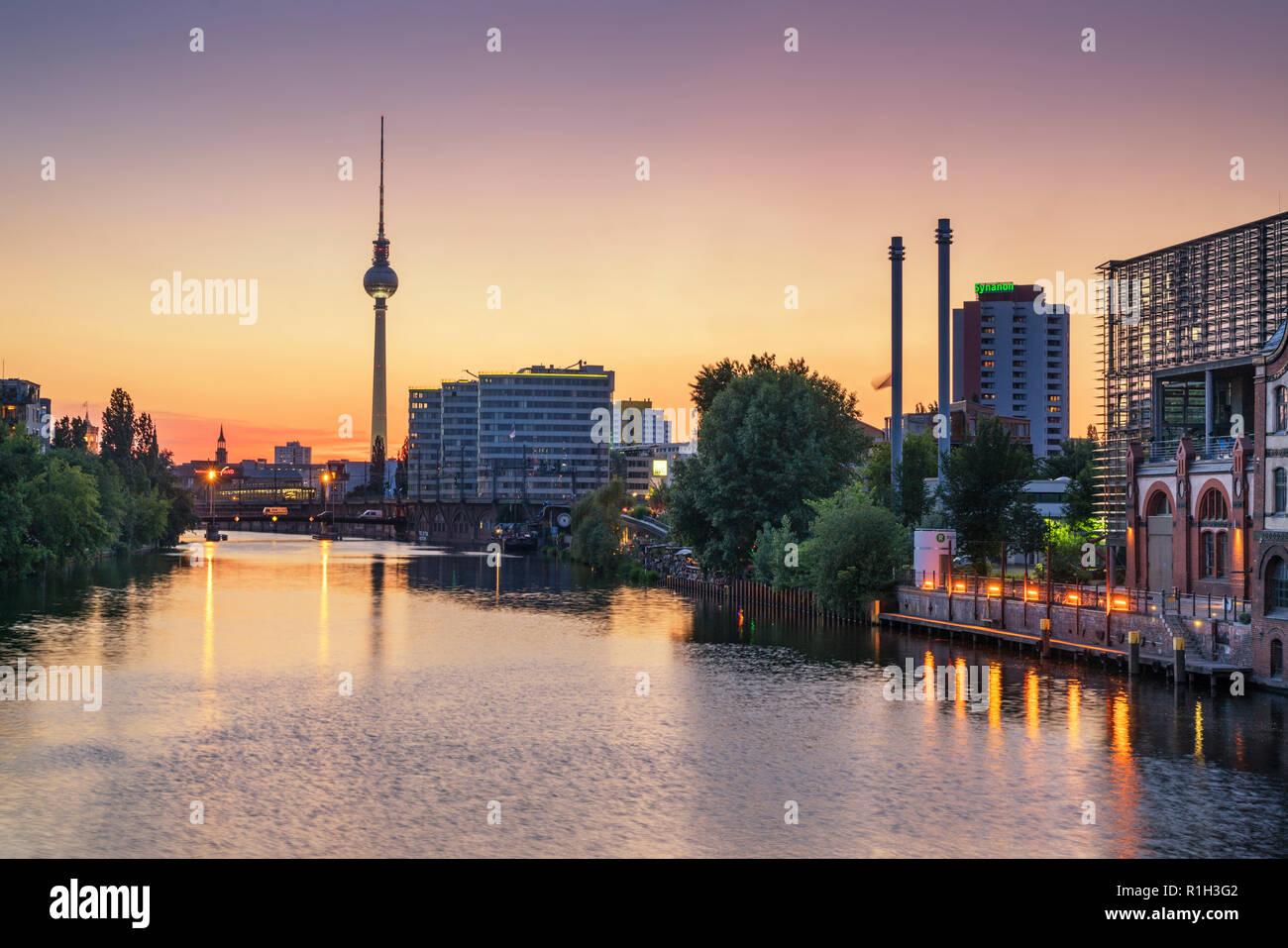 Frau aus Berlin
