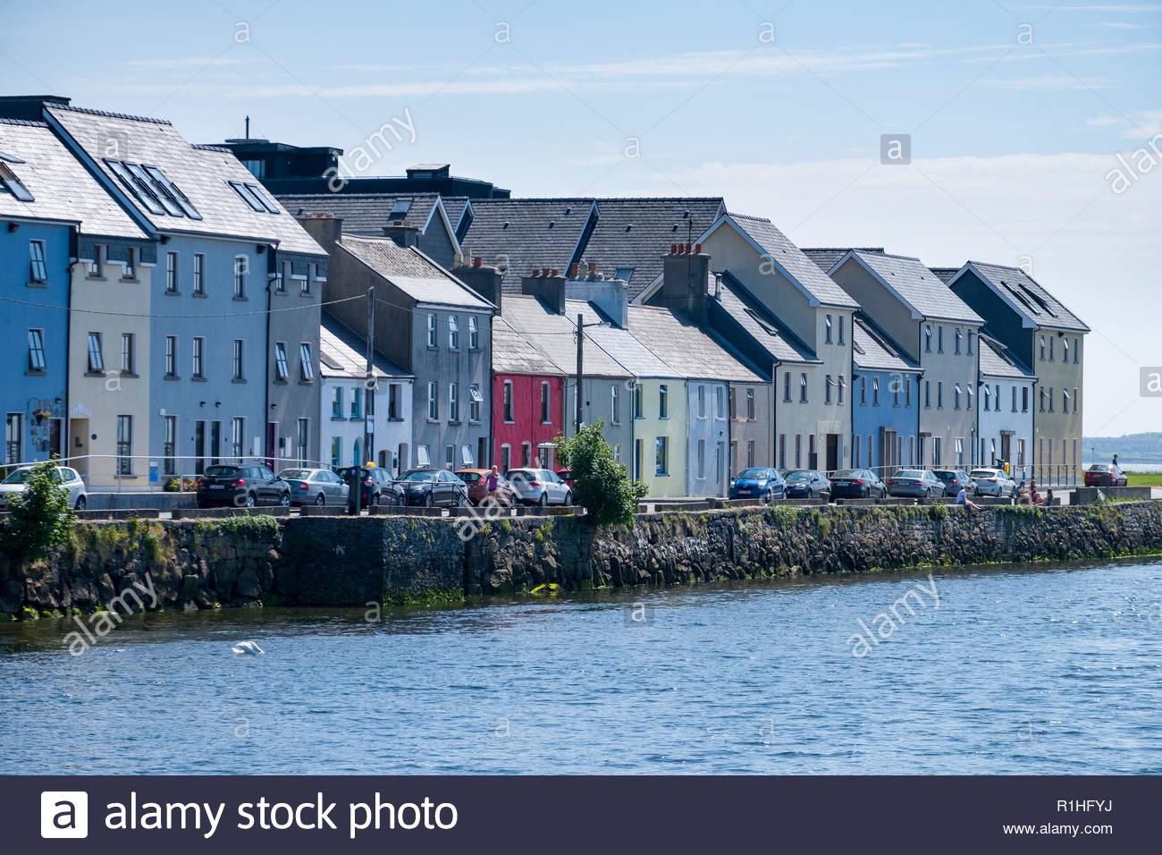Galway Houses Stock Photos Amp Galway Houses Stock Images
