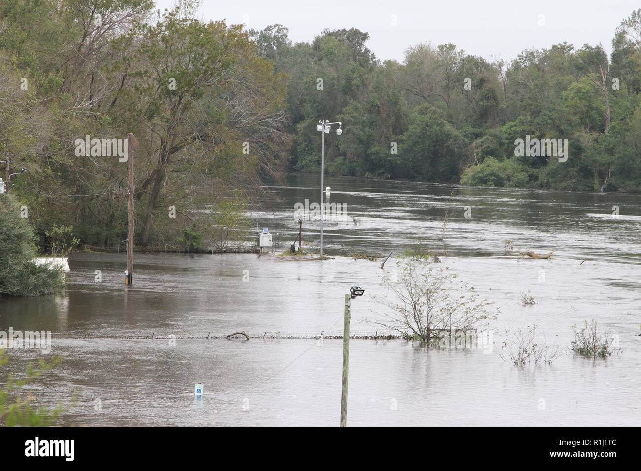 be91033d38504 More than a week and half has passed and the Cape Fear River is just one of  several major rivers that are spilling over its banks in North Carolina  after ...