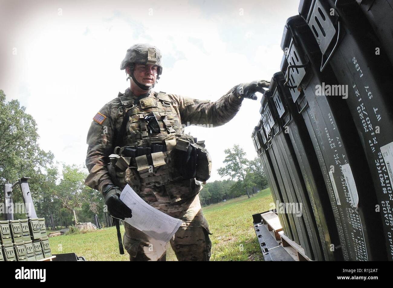 Sgt  Evan Eby, 3rd Special Forces Group (Airborne), Fort