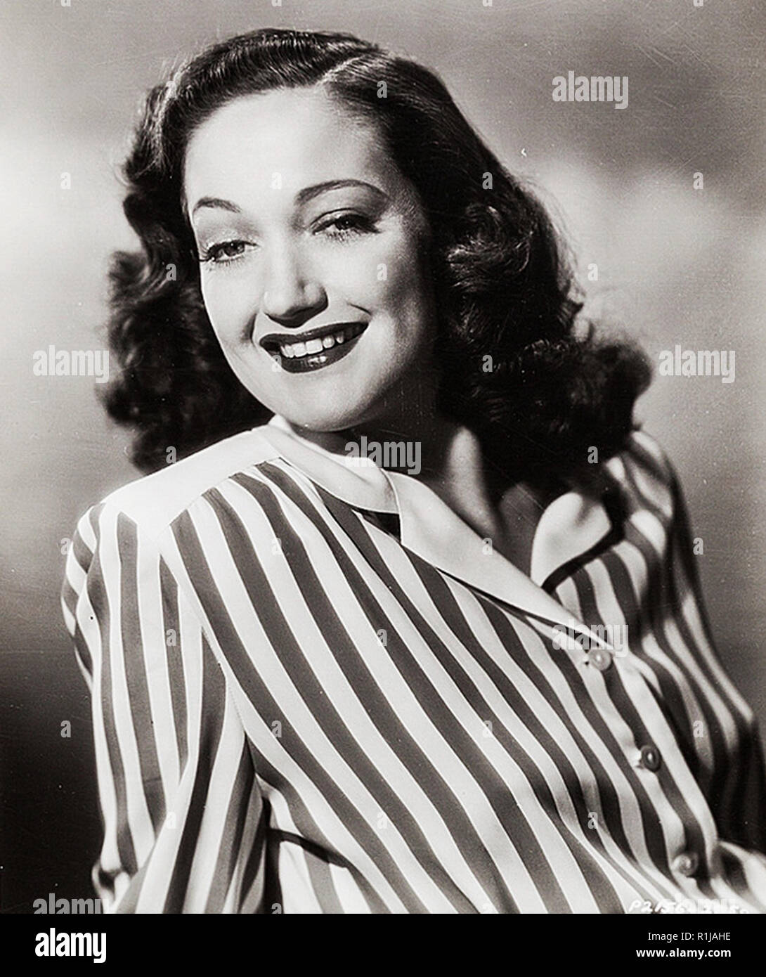 Lamour began her career in the 1930s as a big band singer