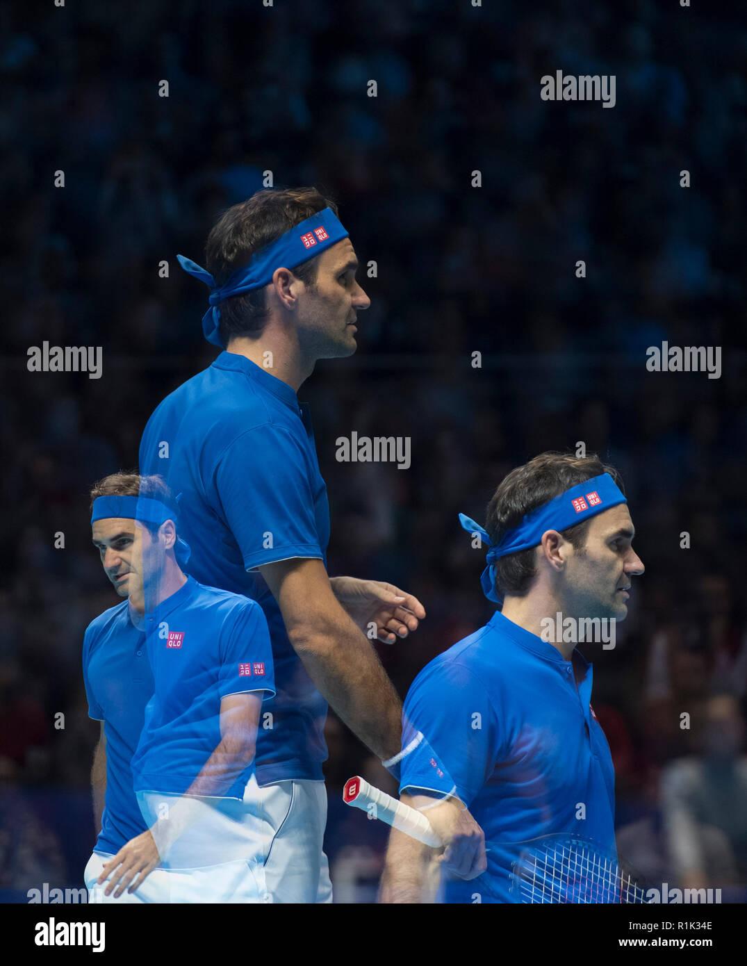 Roger Federer In 2018 Stock Photos   Roger Federer In 2018 Stock ... c2bafa1f7ebc