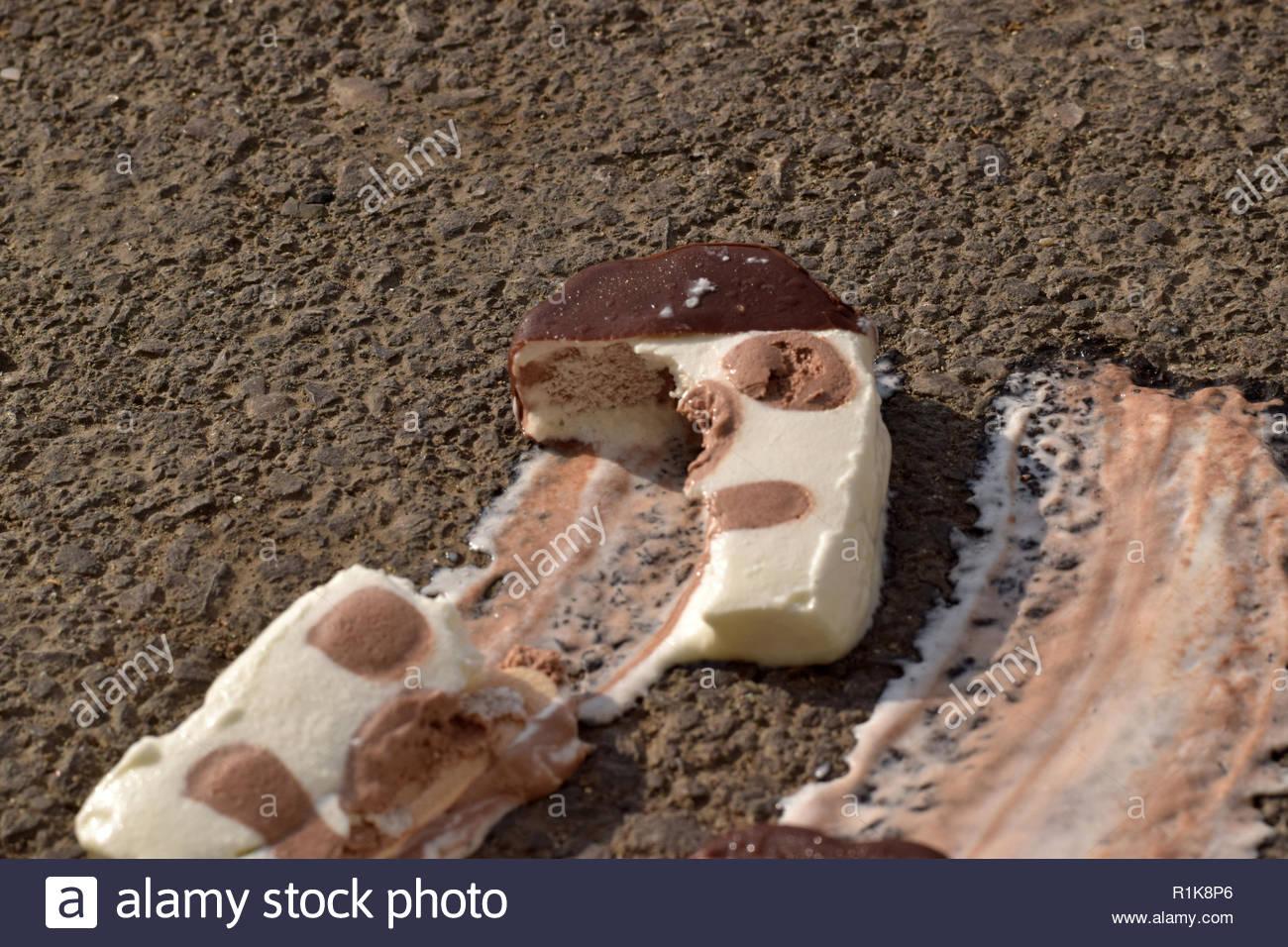 Ice Creams - Stock Image