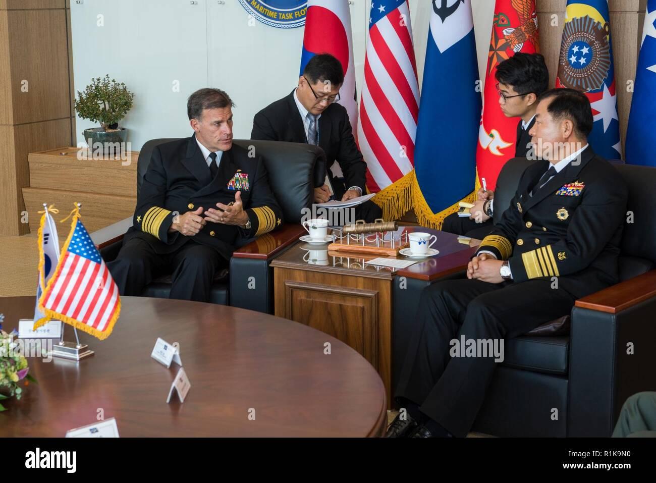 JEJU ISLAND, Republic of Korea, Republic of Korea (Oct  11