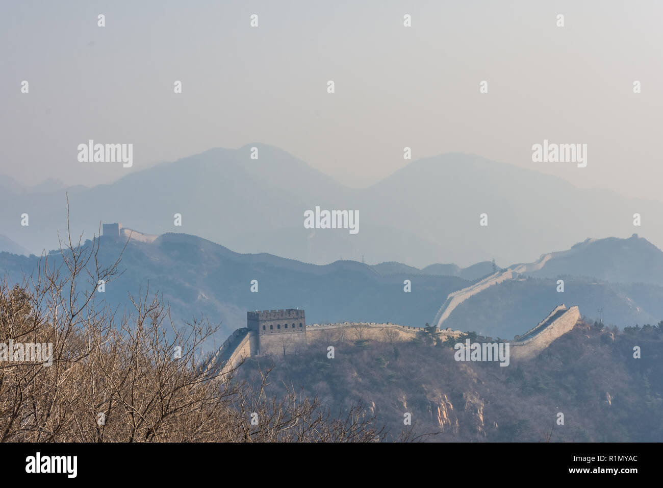 how to get to great wall of china badaling