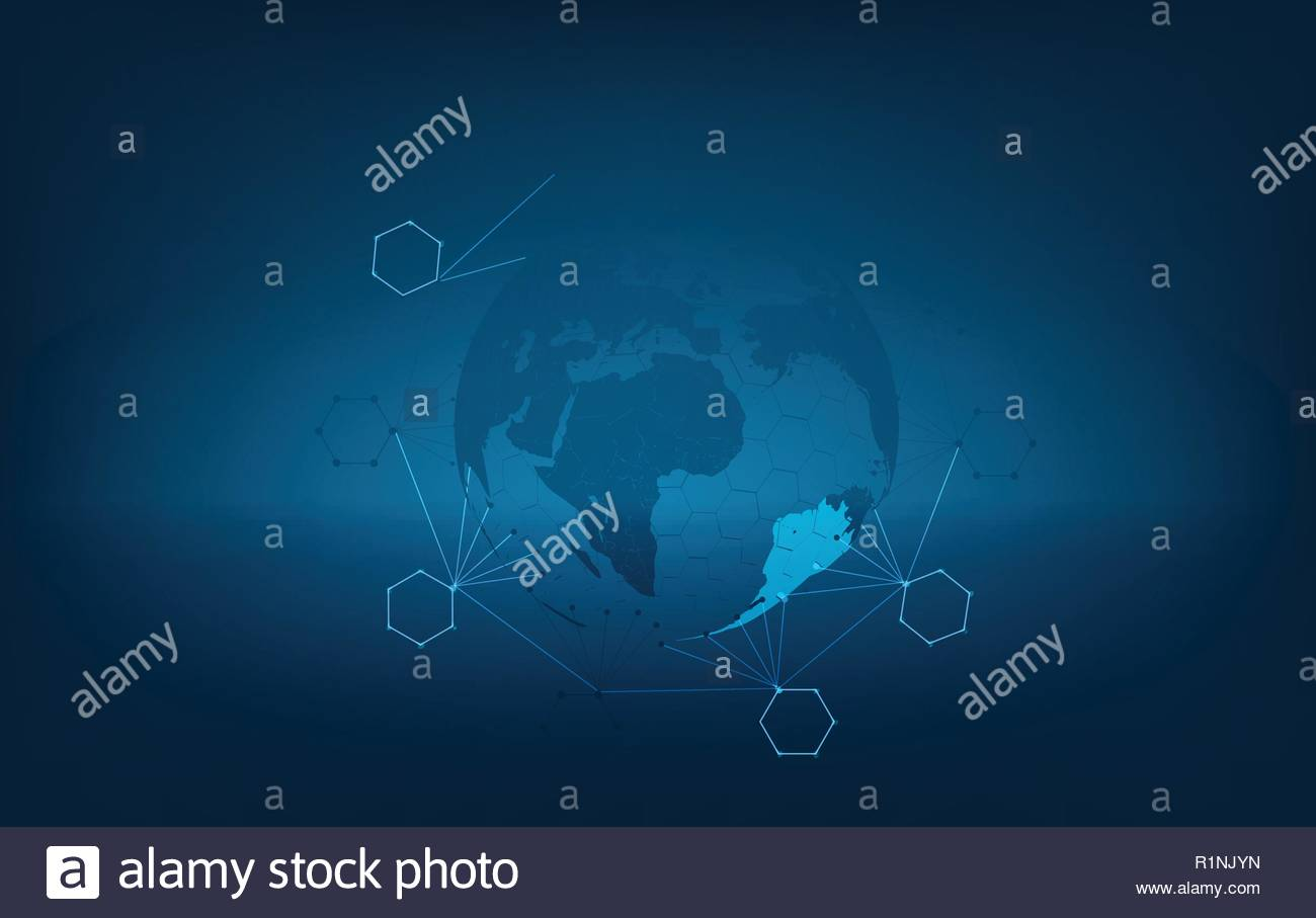 Globalization Stock Vector Images - Page 2 - Alamy
